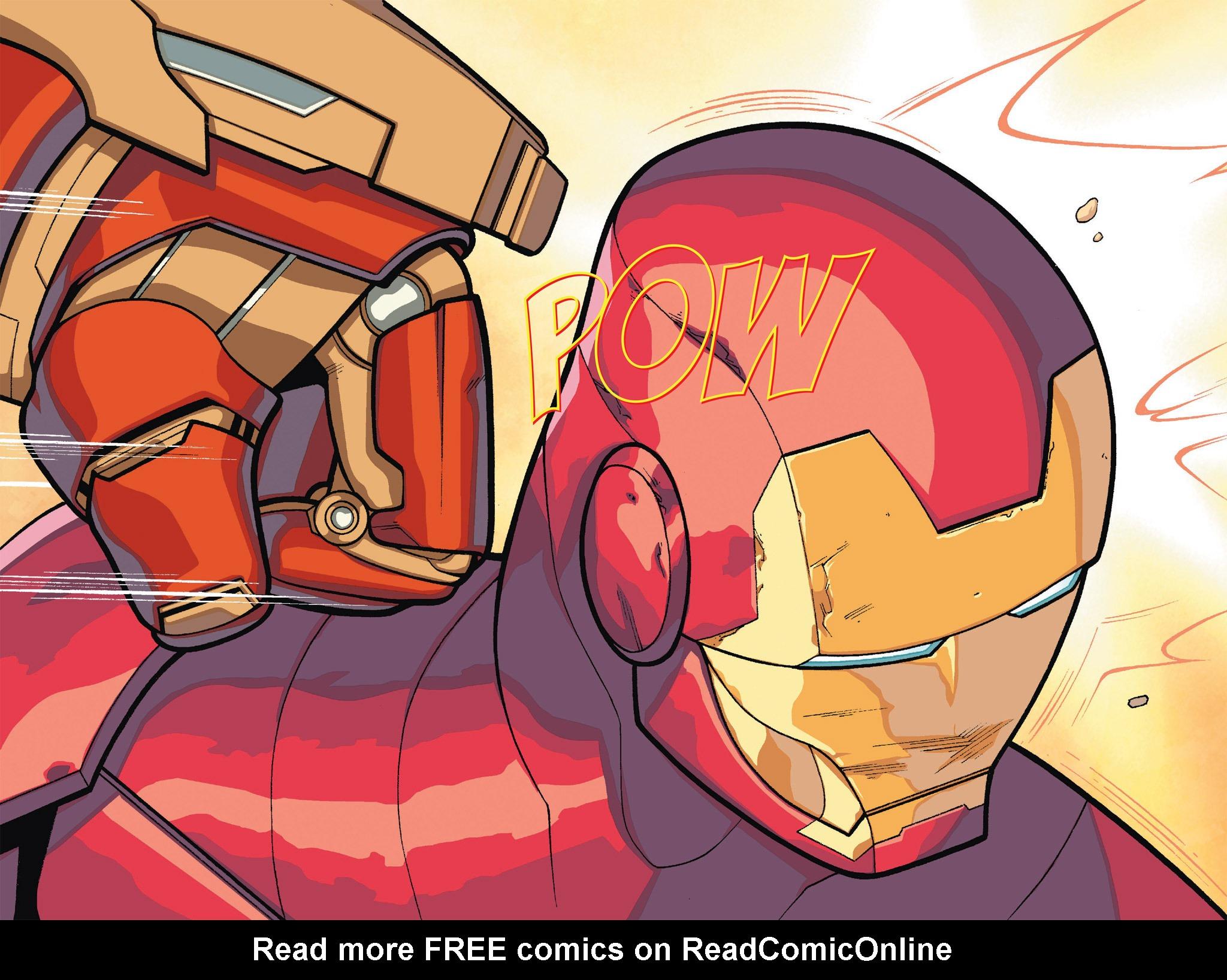 Read online Ultimate Spider-Man (Infinite Comics) (2016) comic -  Issue #4 - 35