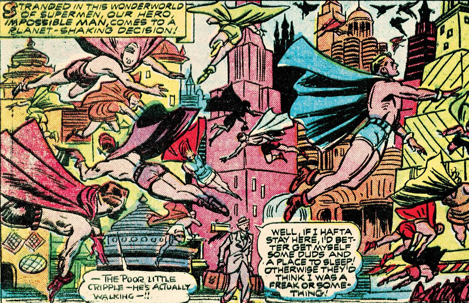 Read online Super Weird Heroes comic -  Issue # TPB 2 (Part 3) - 129