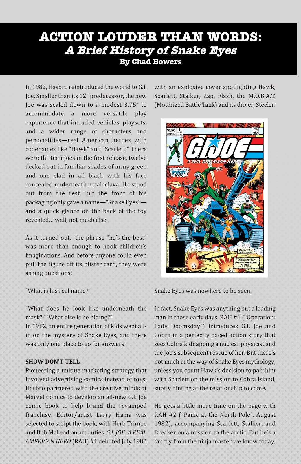 Read online G.I. Joe: Sierra Muerte comic -  Issue #2 - 27