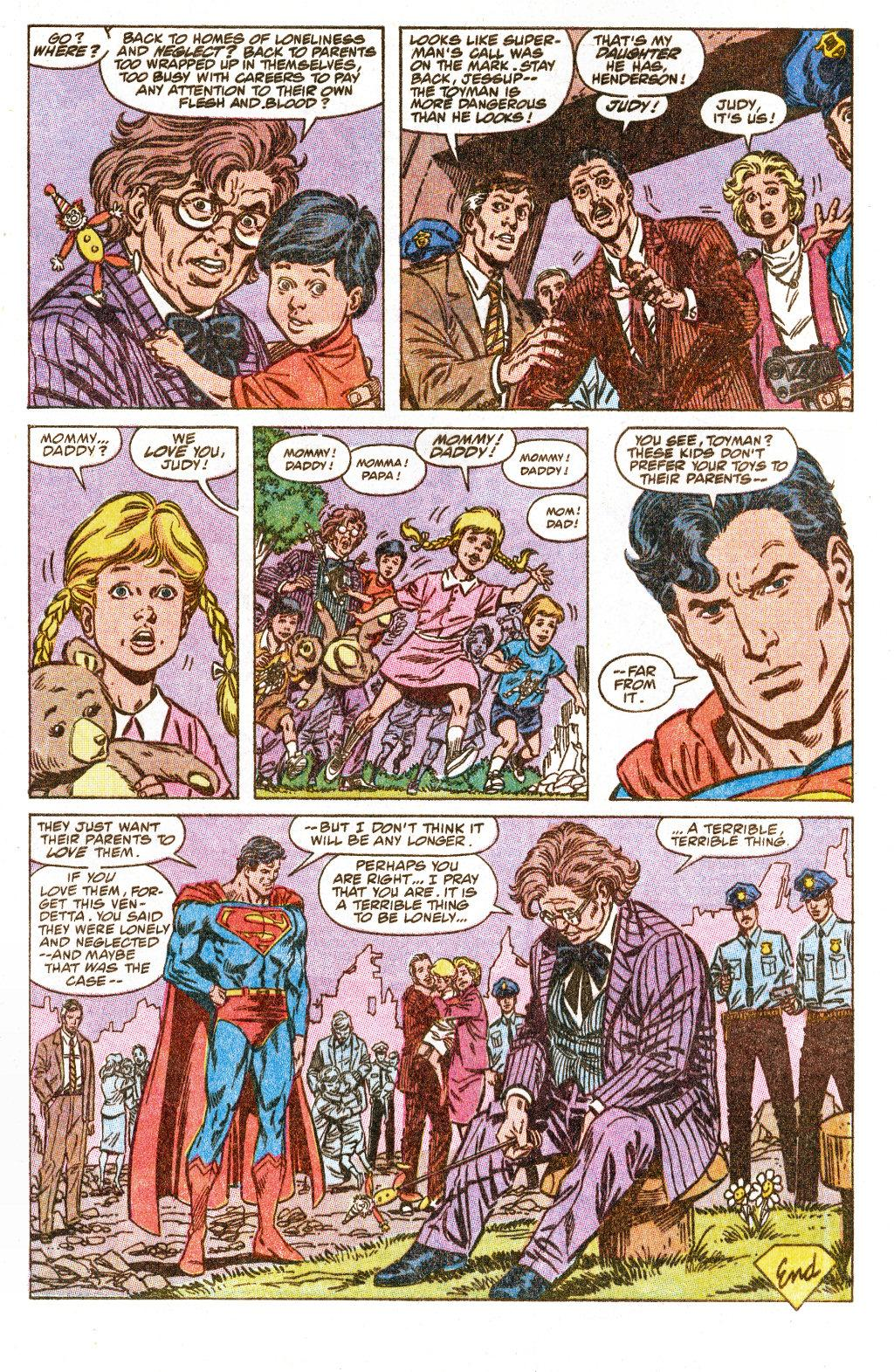 Read online Action Comics (1938) comic -  Issue #657 - 23