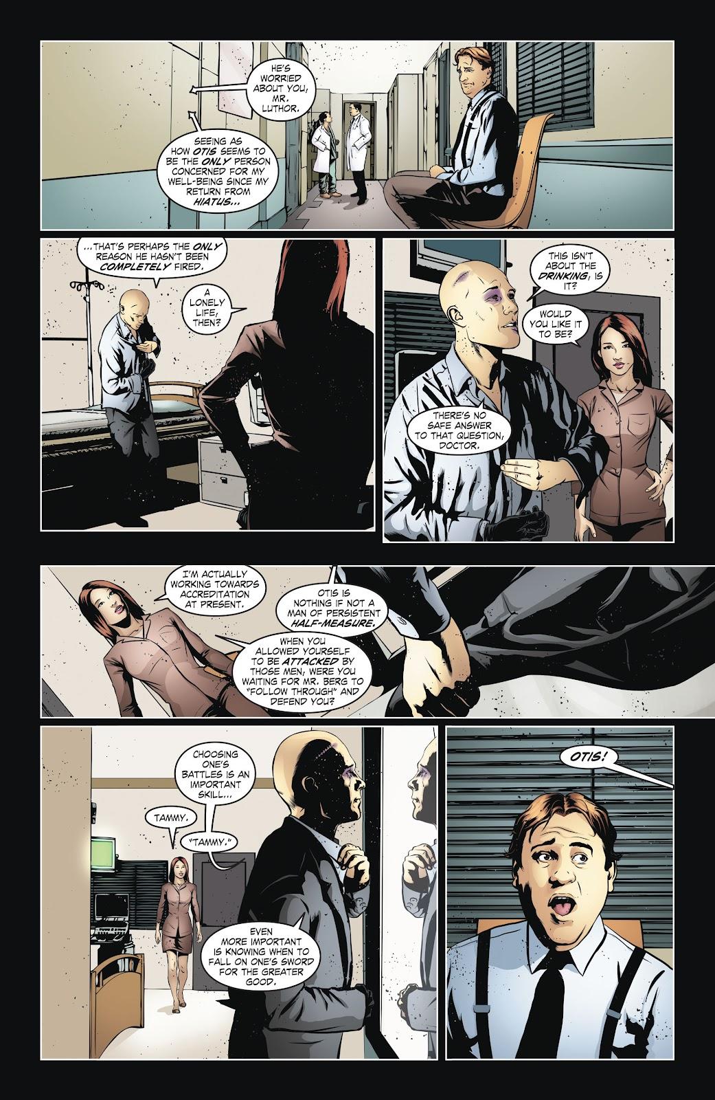 Read online Smallville Season 11 [II] comic -  Issue # TPB 6 - 18