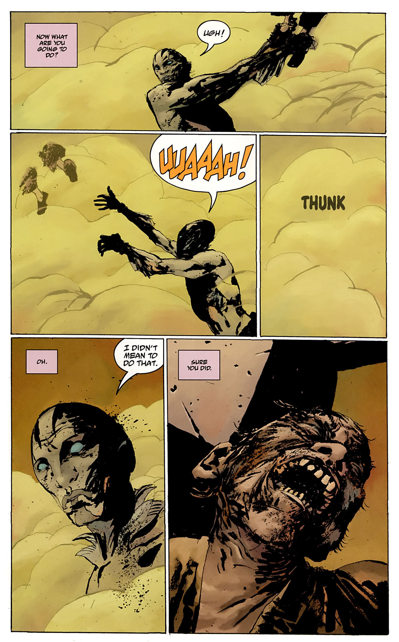 Read online Abe Sapien: The Drowning comic -  Issue #3 - 11