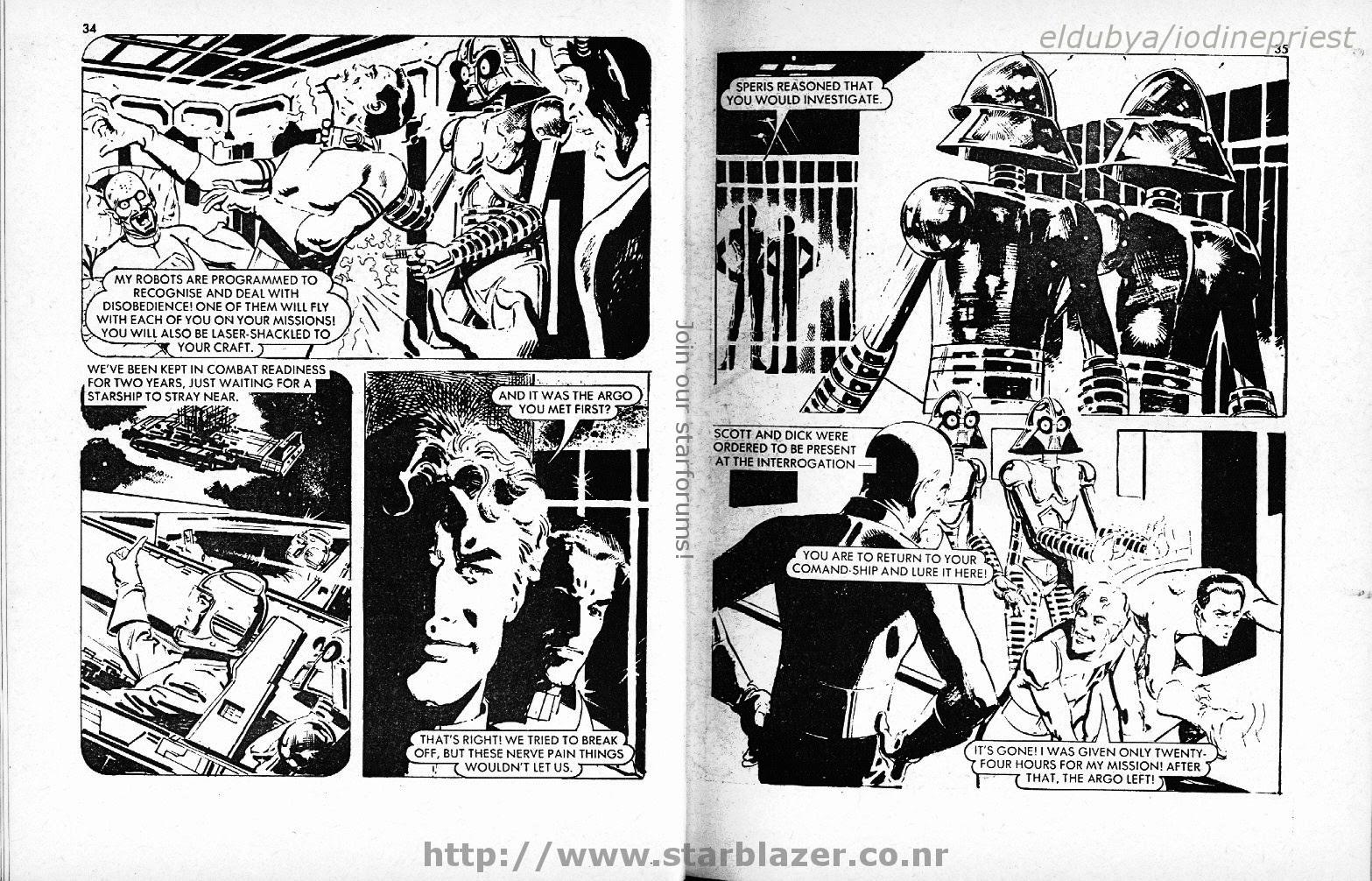 Starblazer issue 135 - Page 19