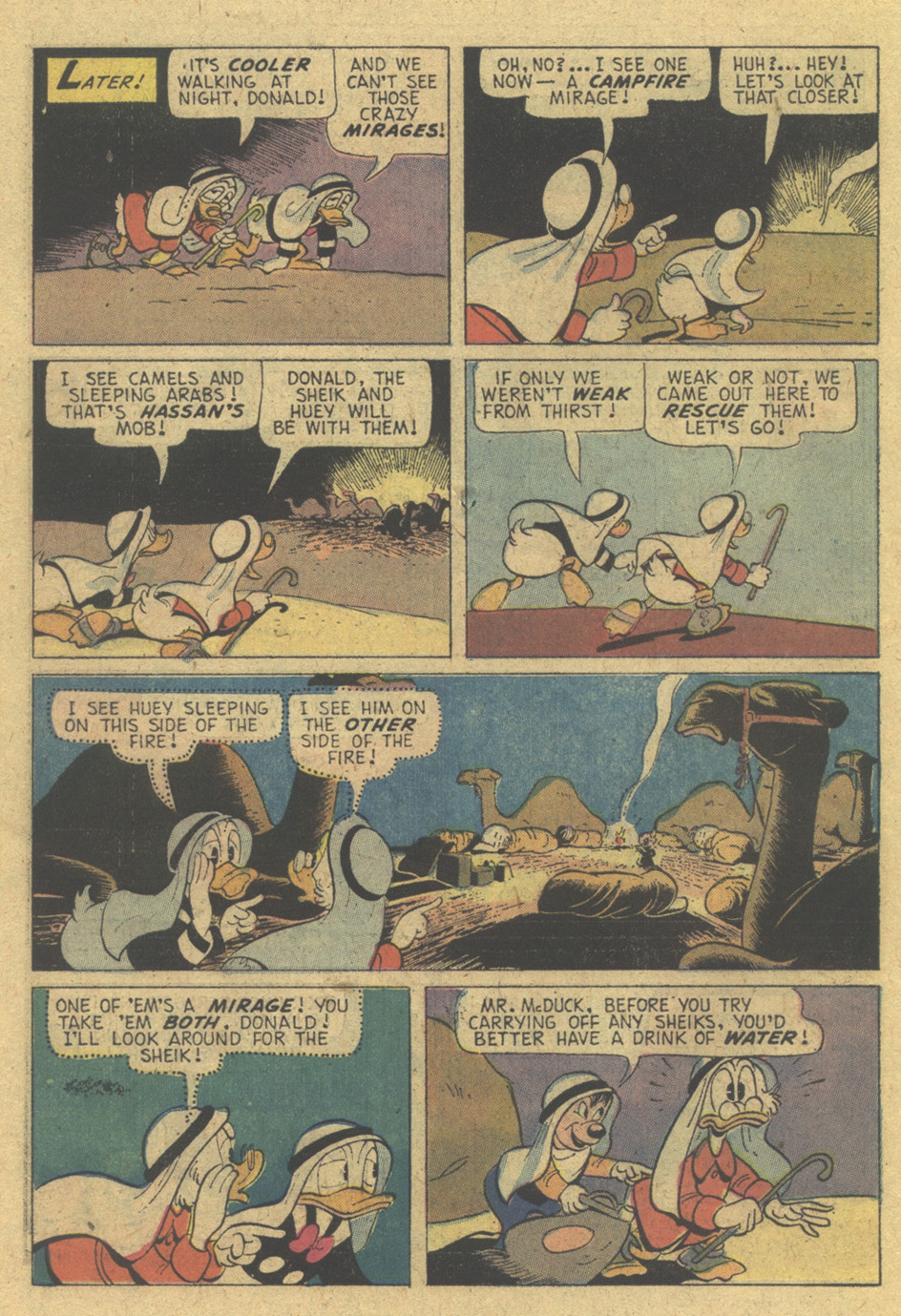 Read online Uncle Scrooge (1953) comic -  Issue #121 - 26