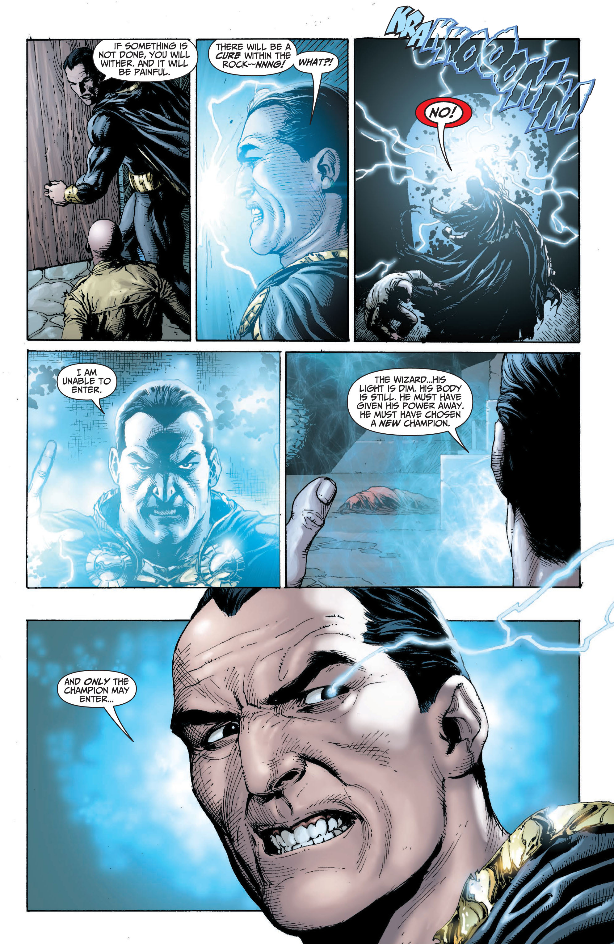 Read online Shazam! (2013) comic -  Issue #1 - 96