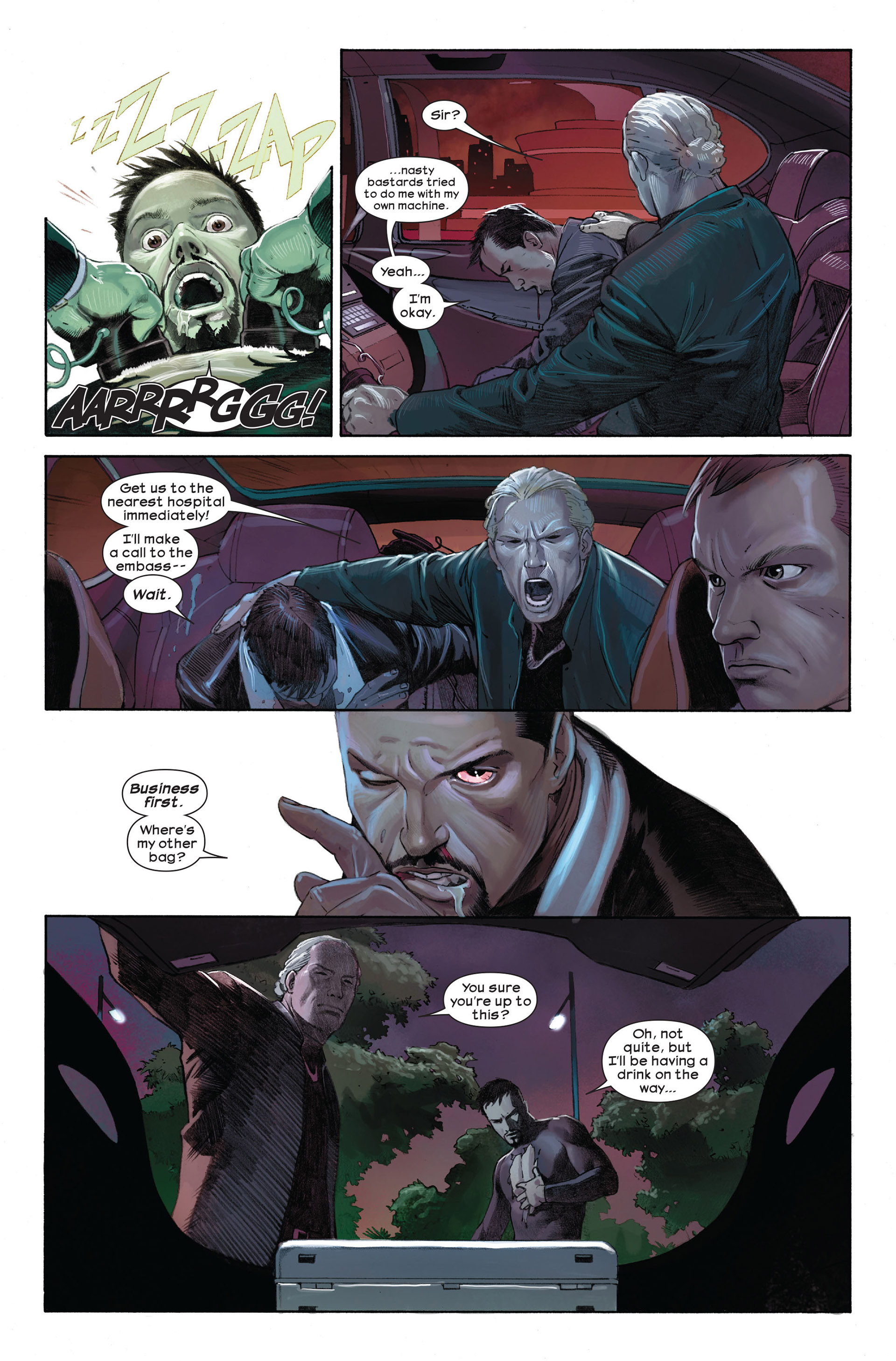 Read online Ultimate Comics Ultimates comic -  Issue #2 - 7