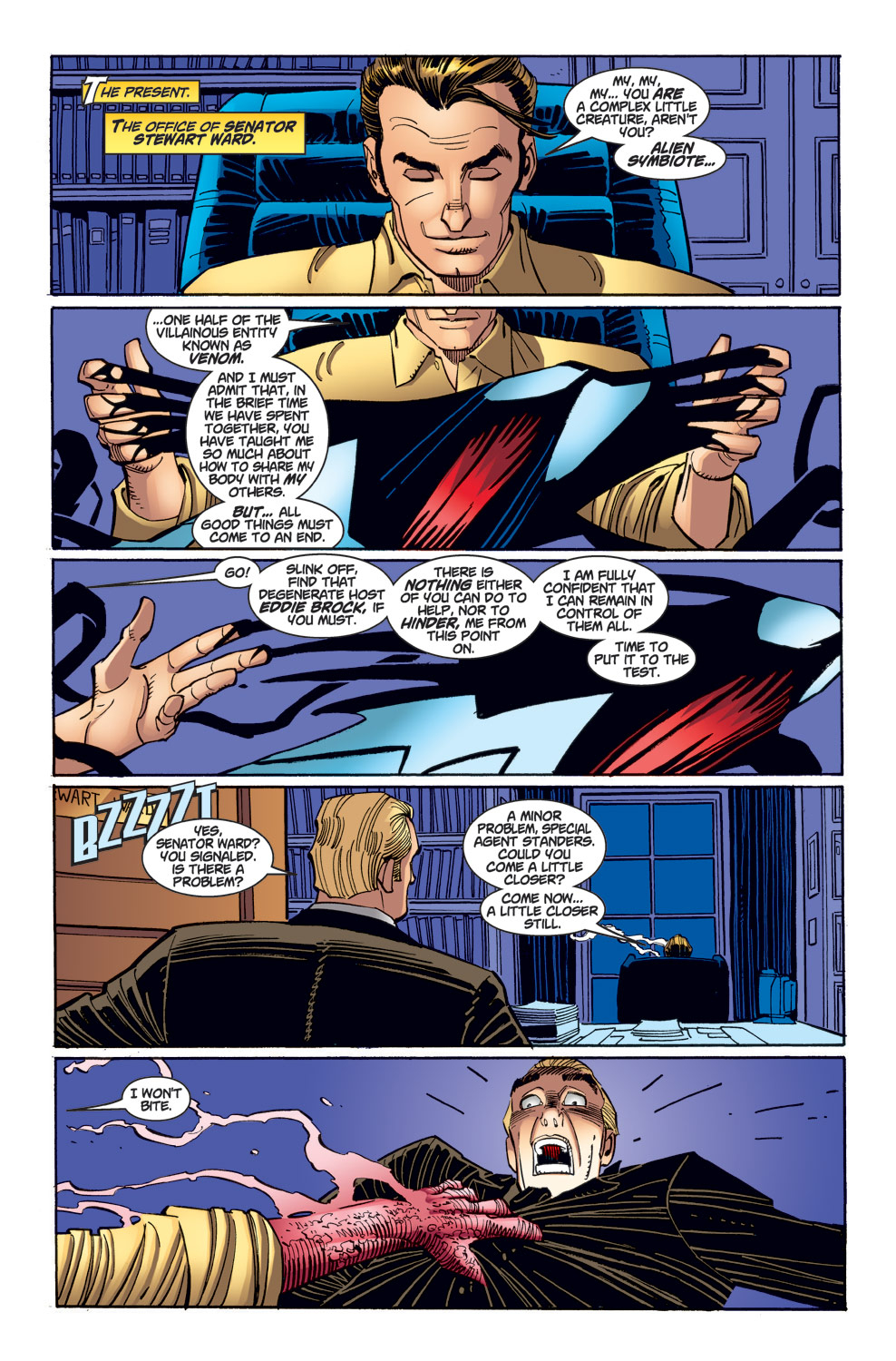 The Amazing Spider-Man (1999) 23 Page 5