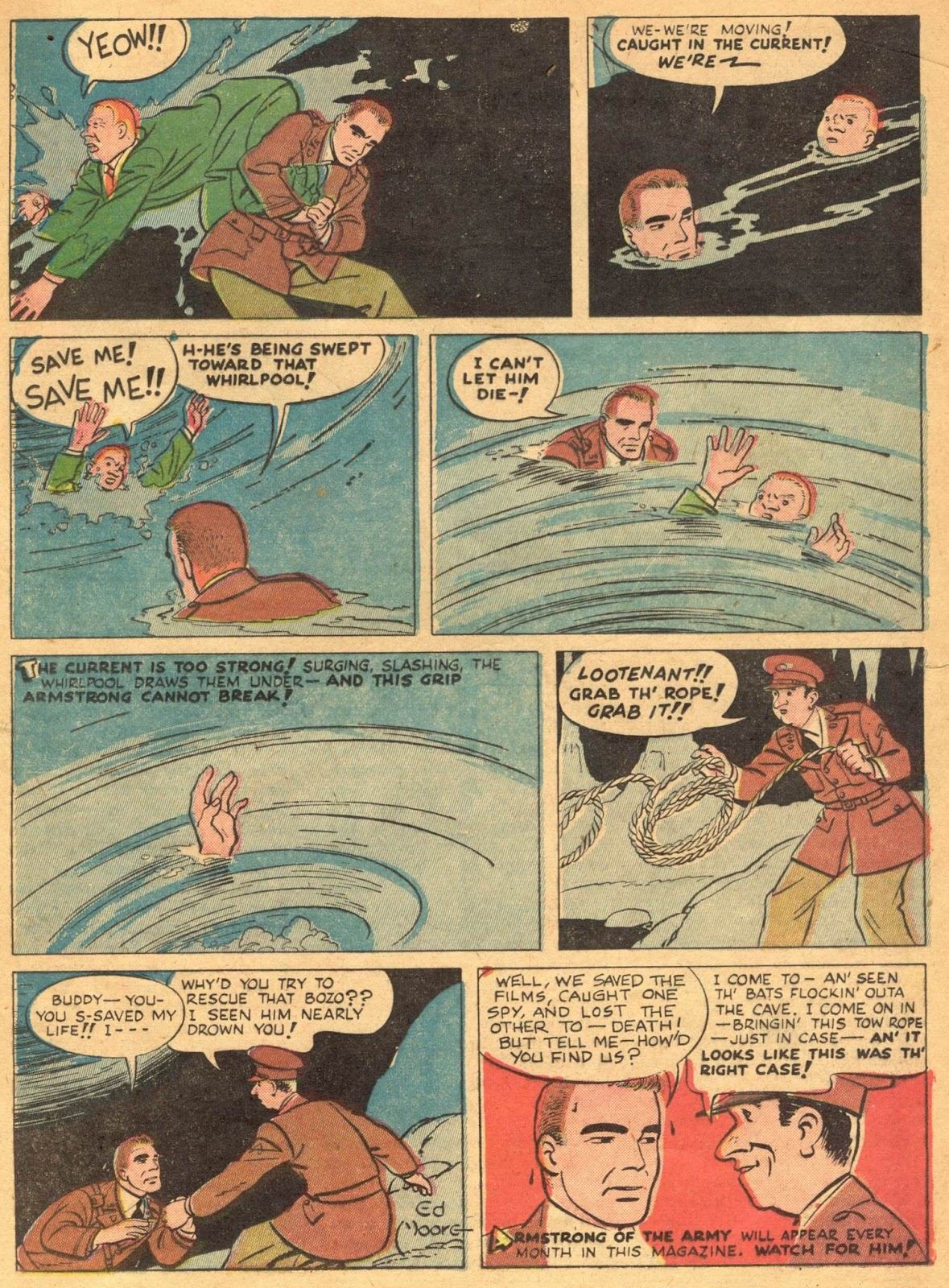 Star Spangled Comics (1941) issue 1 - Page 47