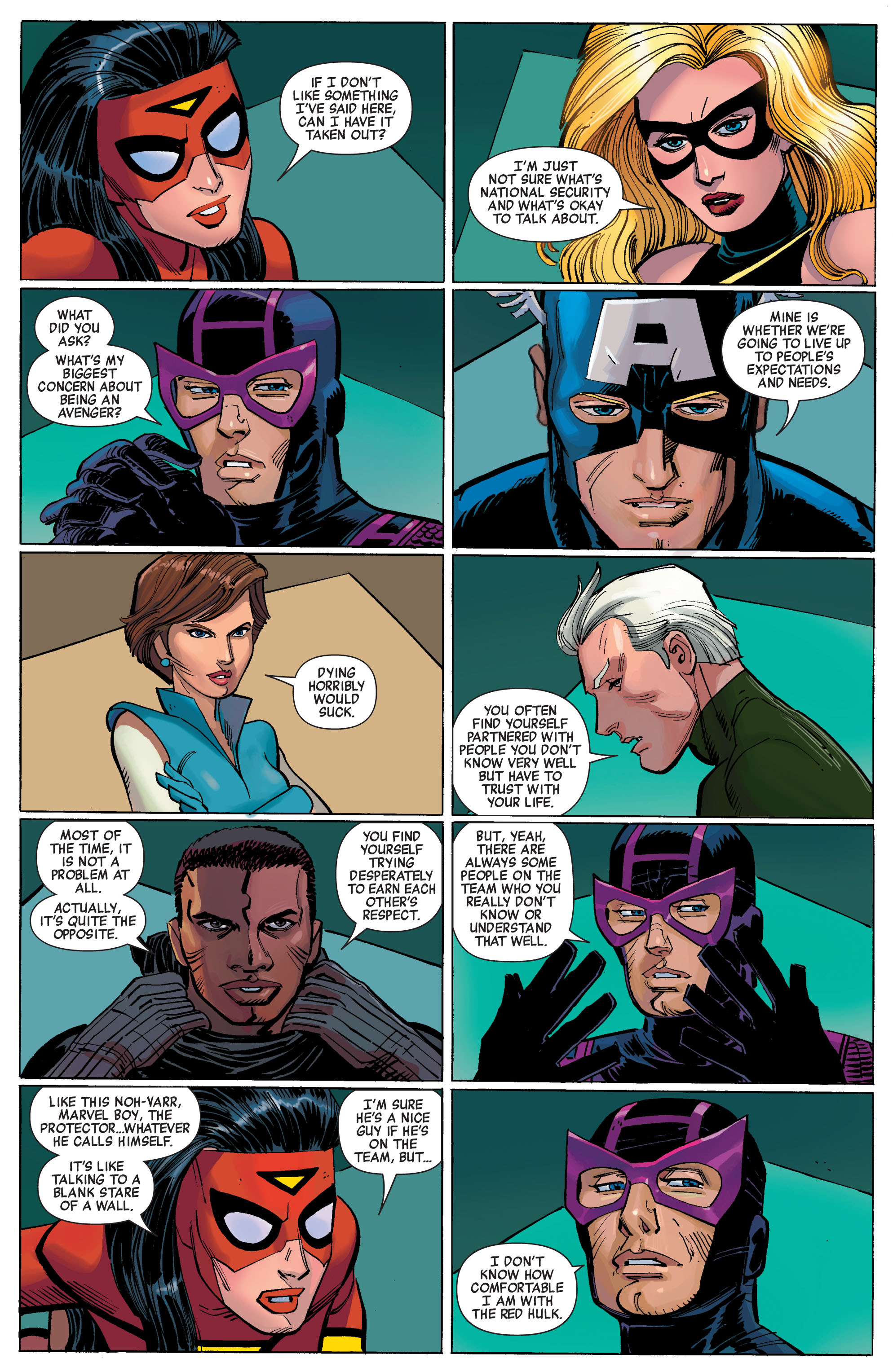 Read online Avengers (2010) comic -  Issue #14 - 3
