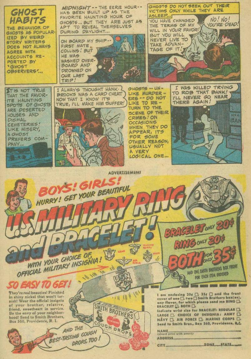 Read online Sensation (Mystery) Comics comic -  Issue #107 - 33