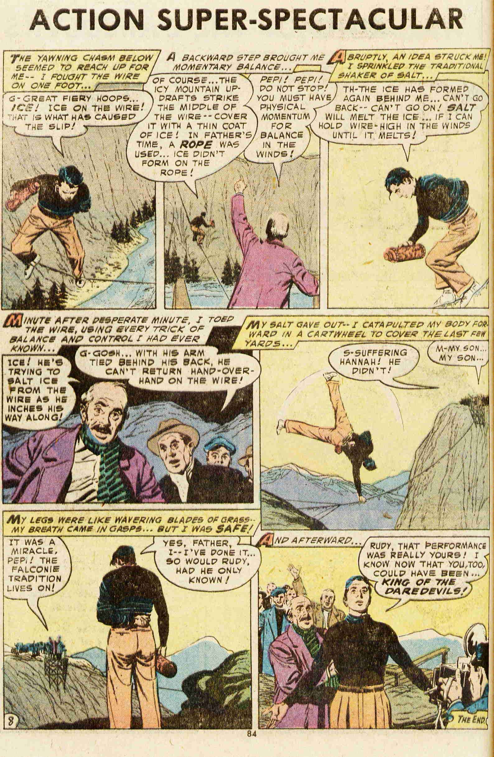 Read online Action Comics (1938) comic -  Issue #437 - 72
