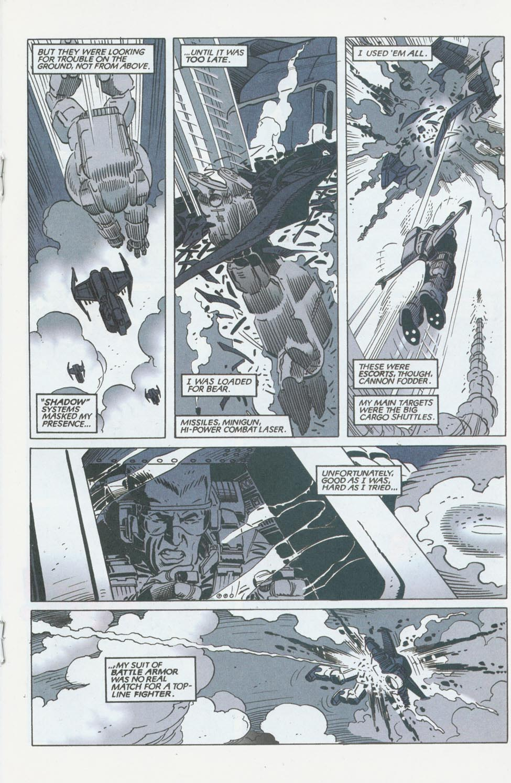 Read online Aliens/Predator: The Deadliest of the Species comic -  Issue #10 - 17