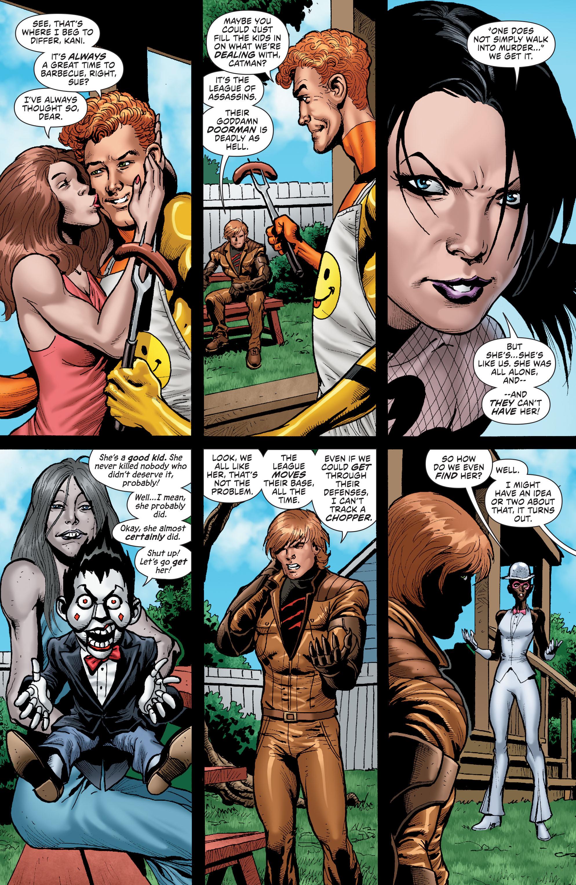 Read online Secret Six (2015) comic -  Issue #13 - 7