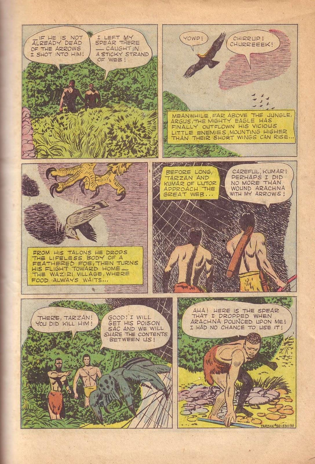 Tarzan (1948) issue 50 - Page 11