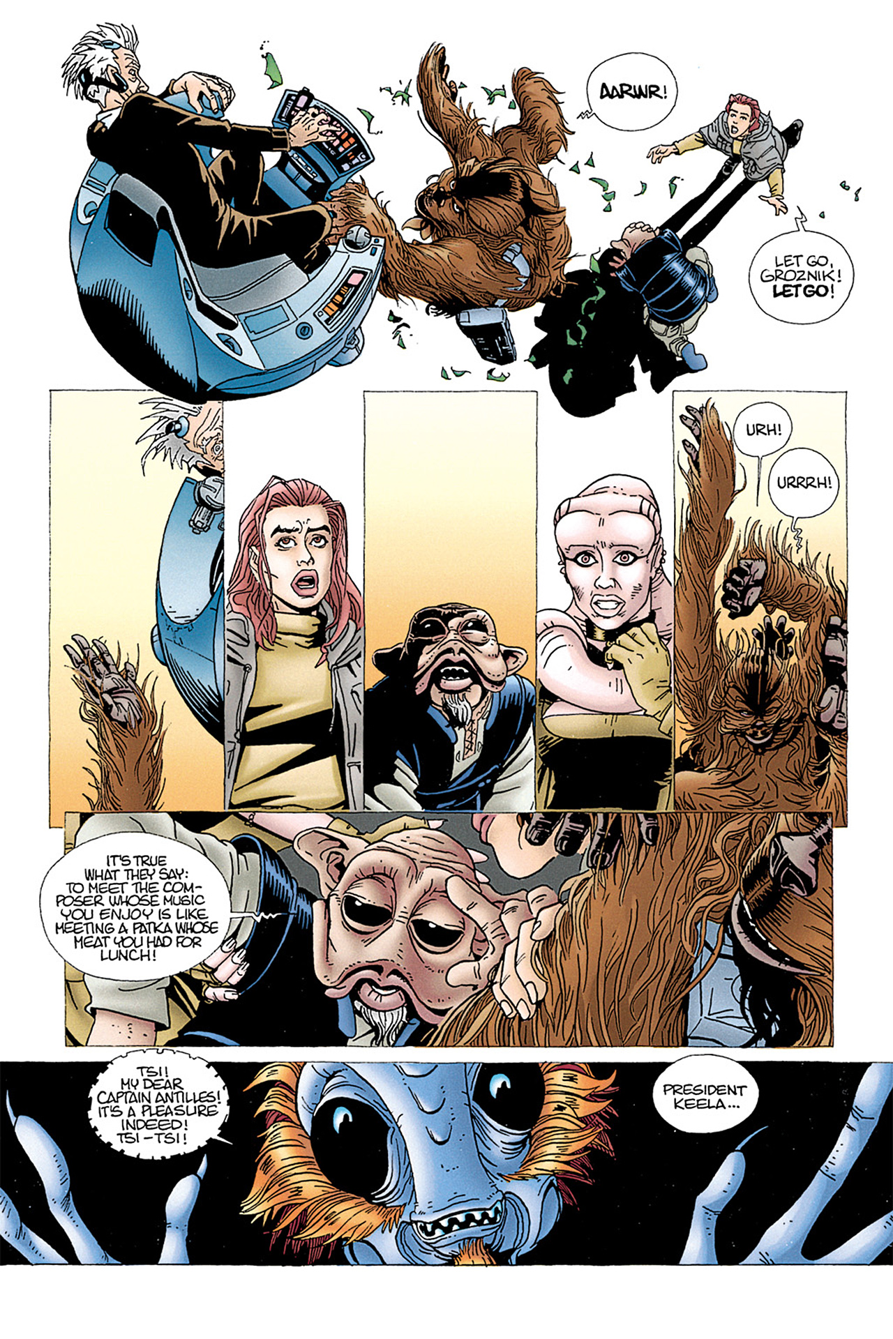 Read online Star Wars Omnibus comic -  Issue # Vol. 1 - 204