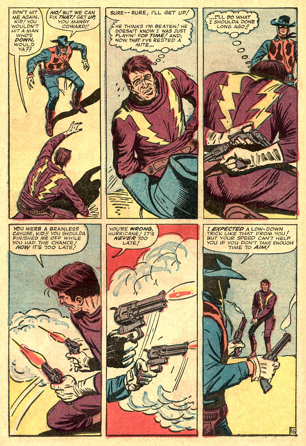 Read online Two-Gun Kid comic -  Issue #70 - 22
