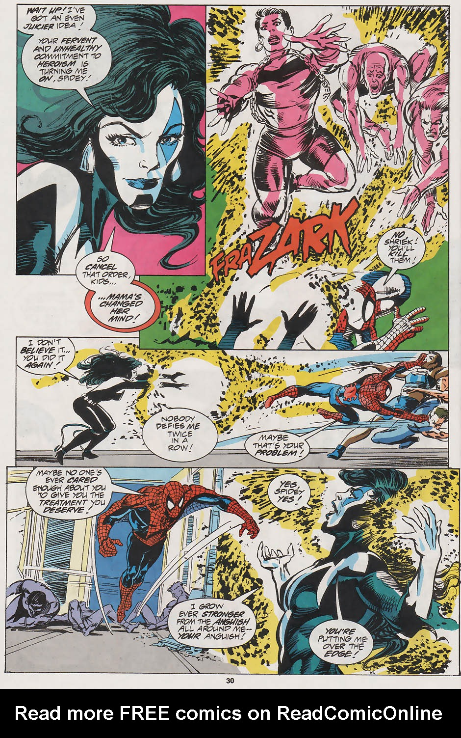 Web of Spider-Man (1985) _Annual 10 #10 - English 24