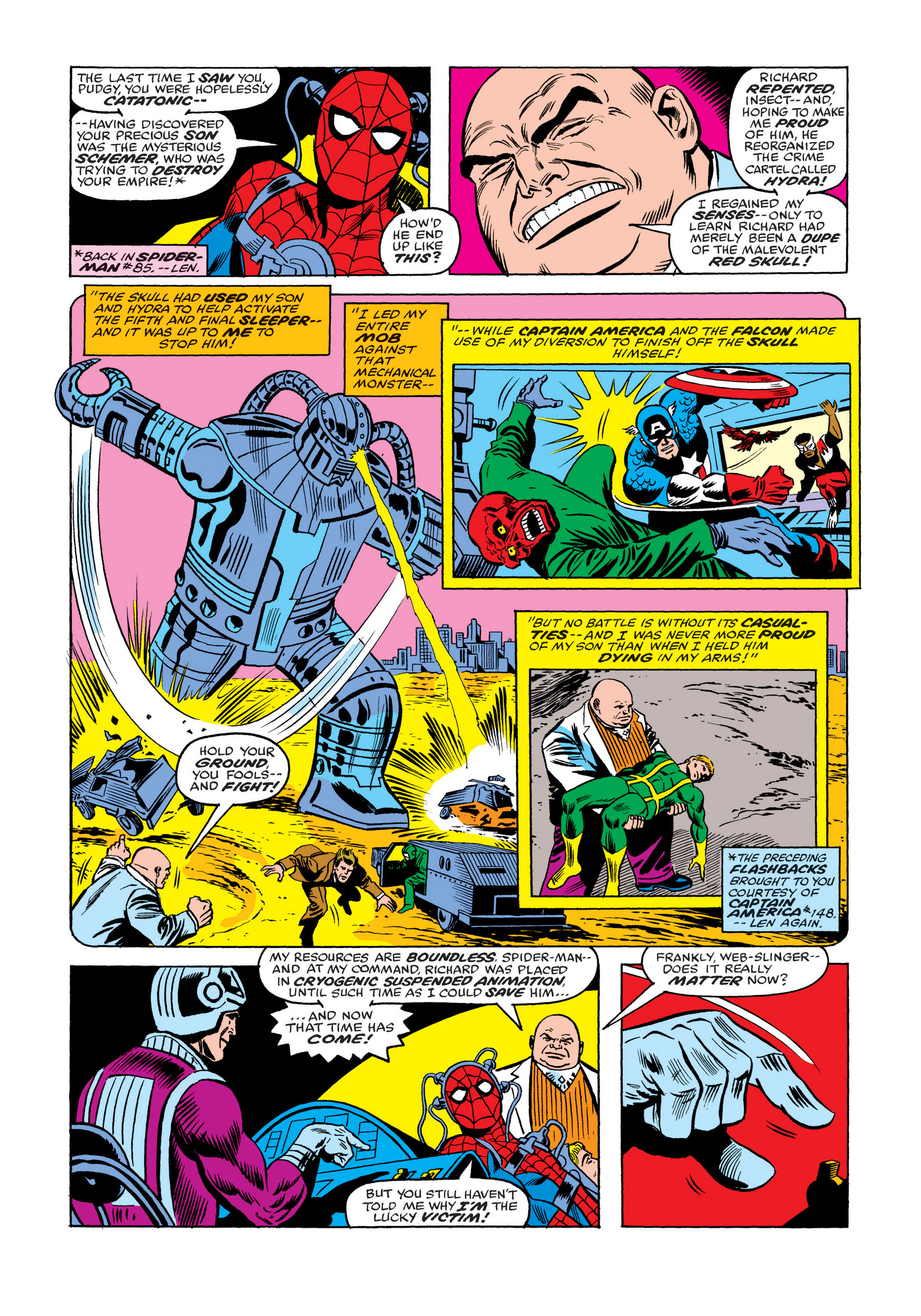 The Amazing Spider-Man (1963) 164 Page 2