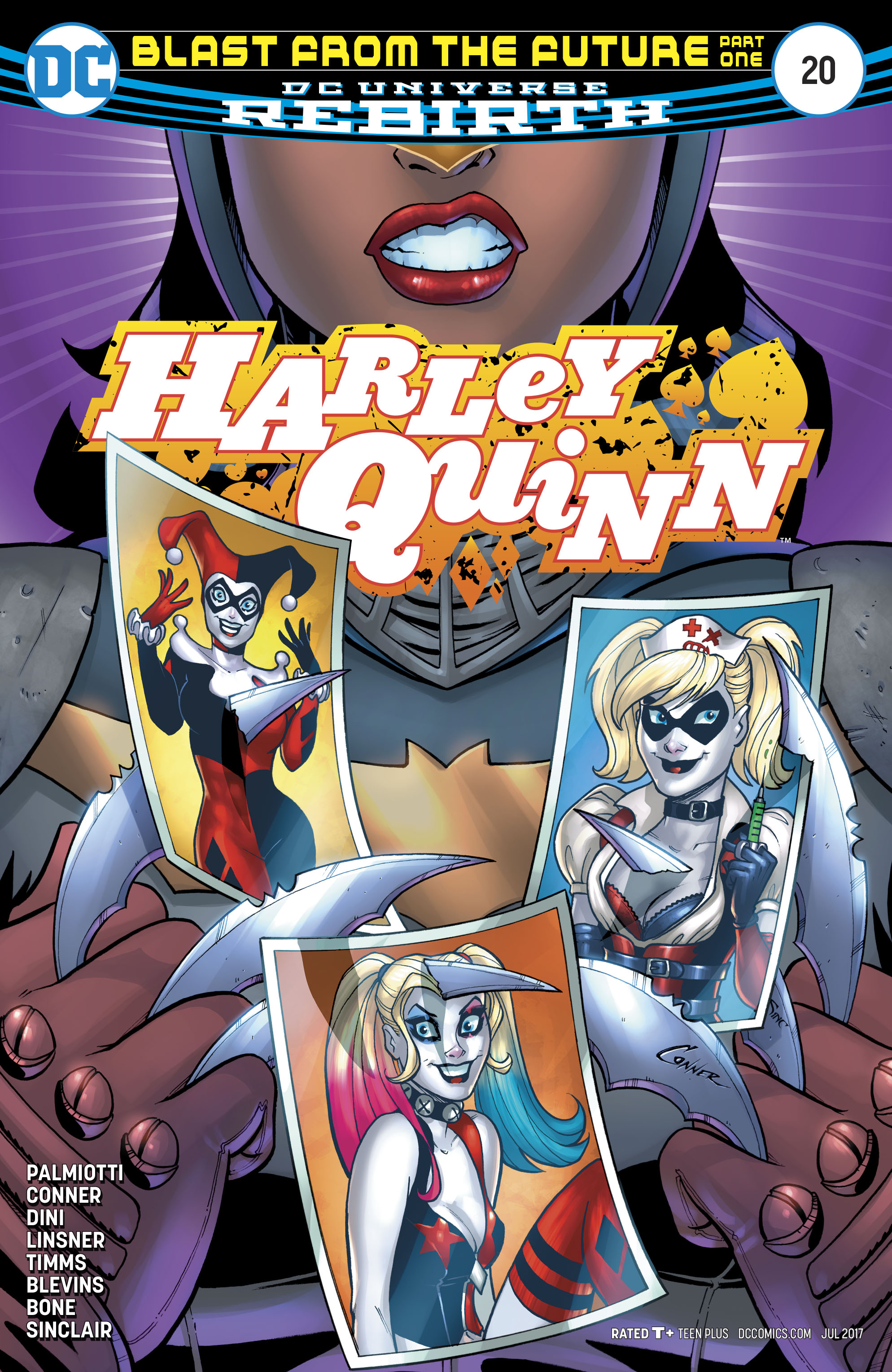 Harley Quinn (2016) 20 Page 1