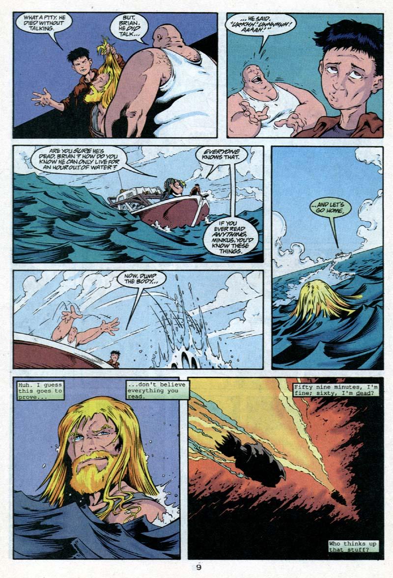 Read online Aquaman (1994) comic -  Issue #Aquaman (1994) _Annual 3 - 10