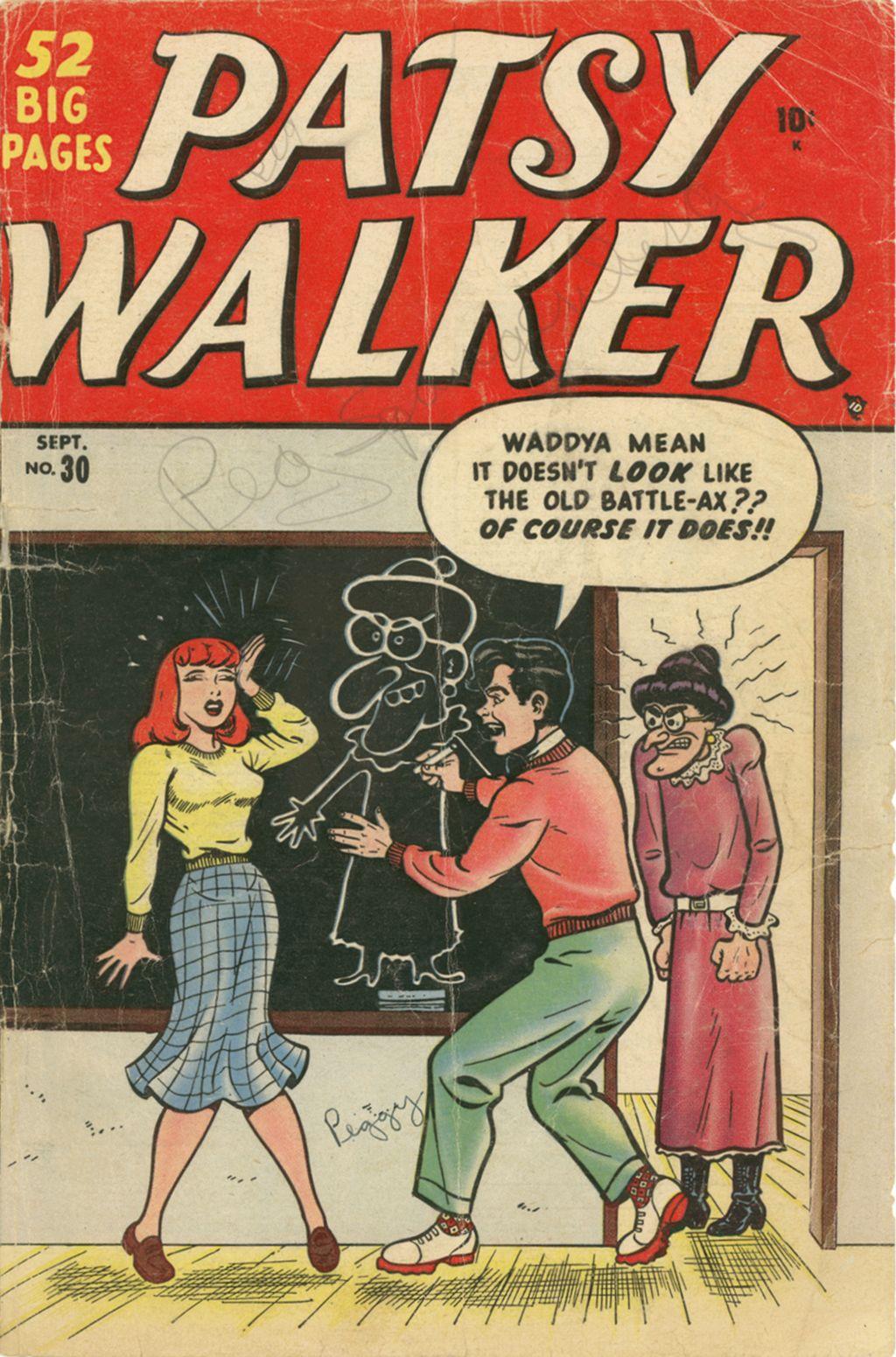 Patsy Walker 30 Page 1
