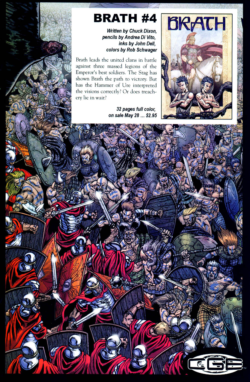 Read online Sigil (2000) comic -  Issue #35 - 27