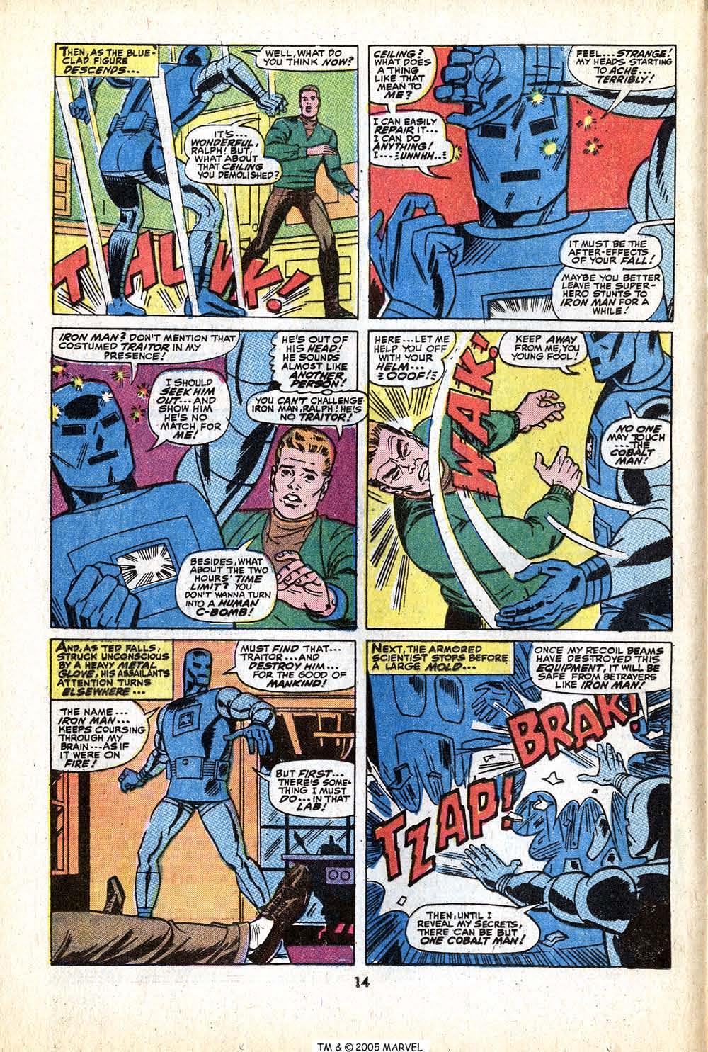 Uncanny X-Men (1963) 79 Page 15