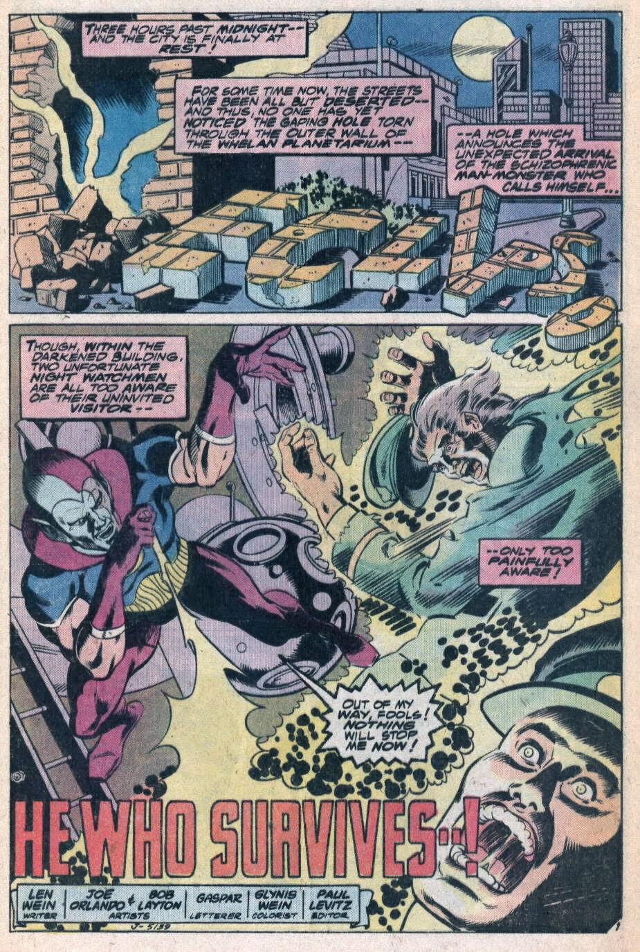 Read online Adventure Comics (1938) comic -  Issue #458 - 14