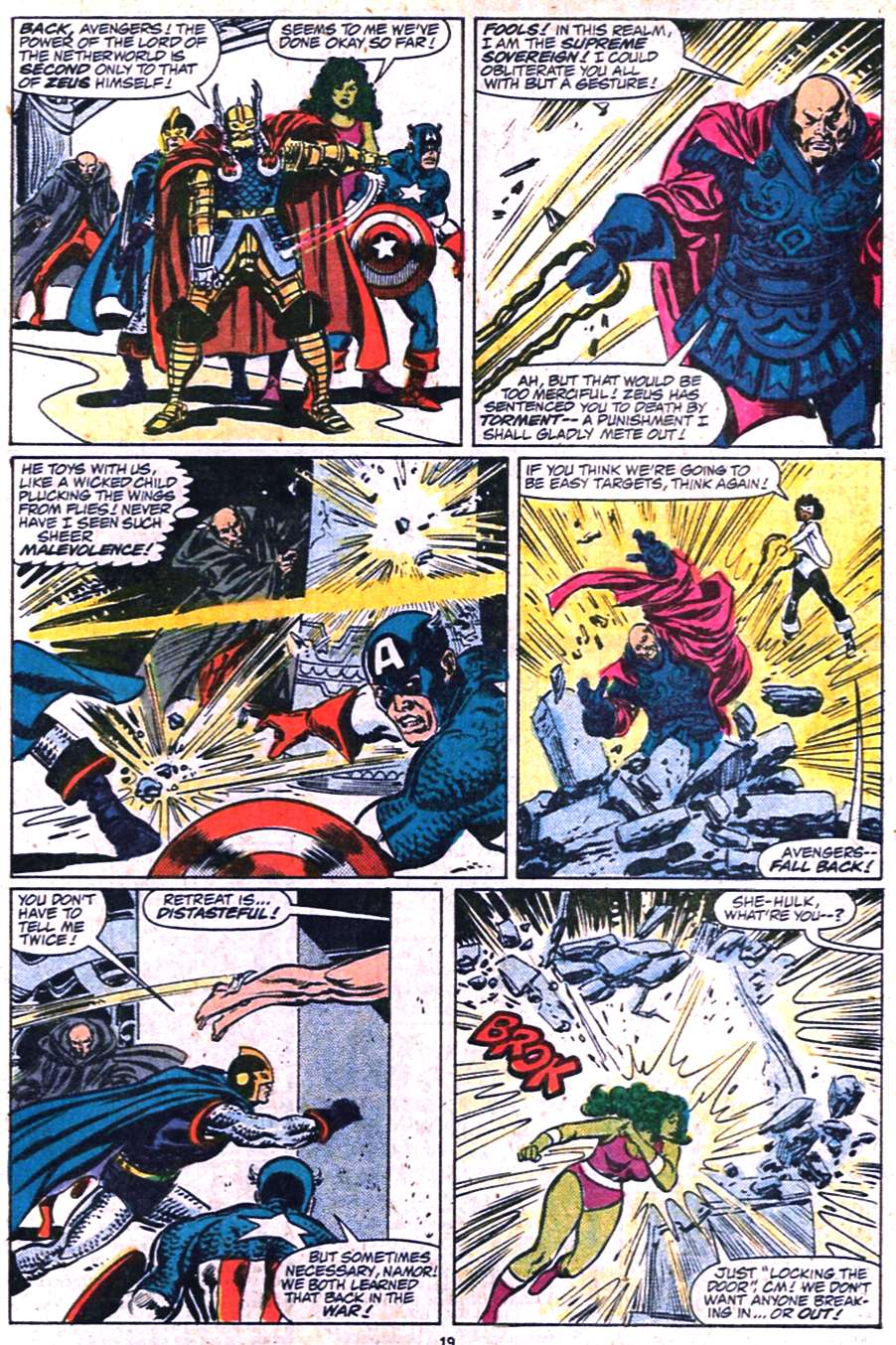 The Avengers (1963) 282 Page 19
