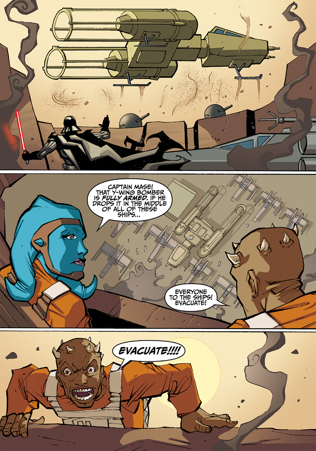Read online Star Wars Omnibus comic -  Issue # Vol. 33 - 304