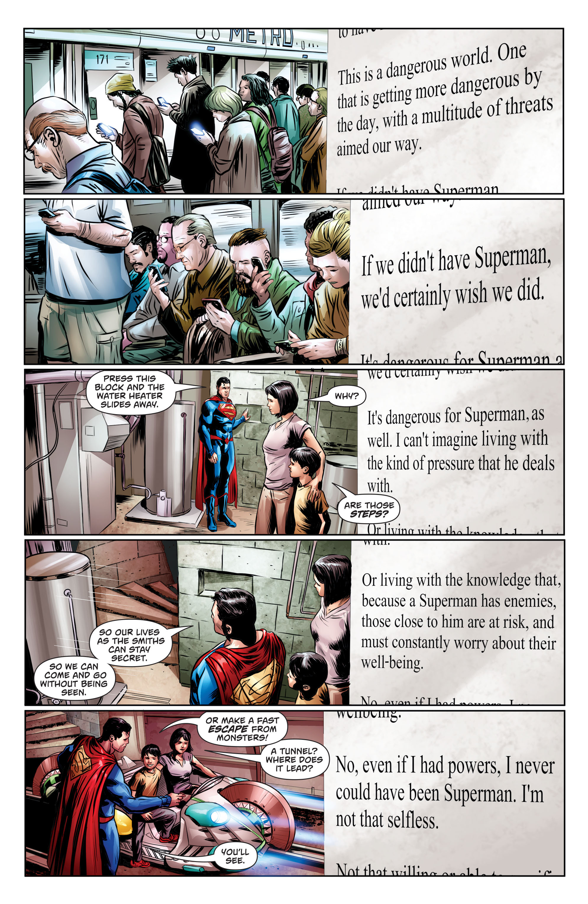 Read online Action Comics (2016) comic -  Issue #964 - 20