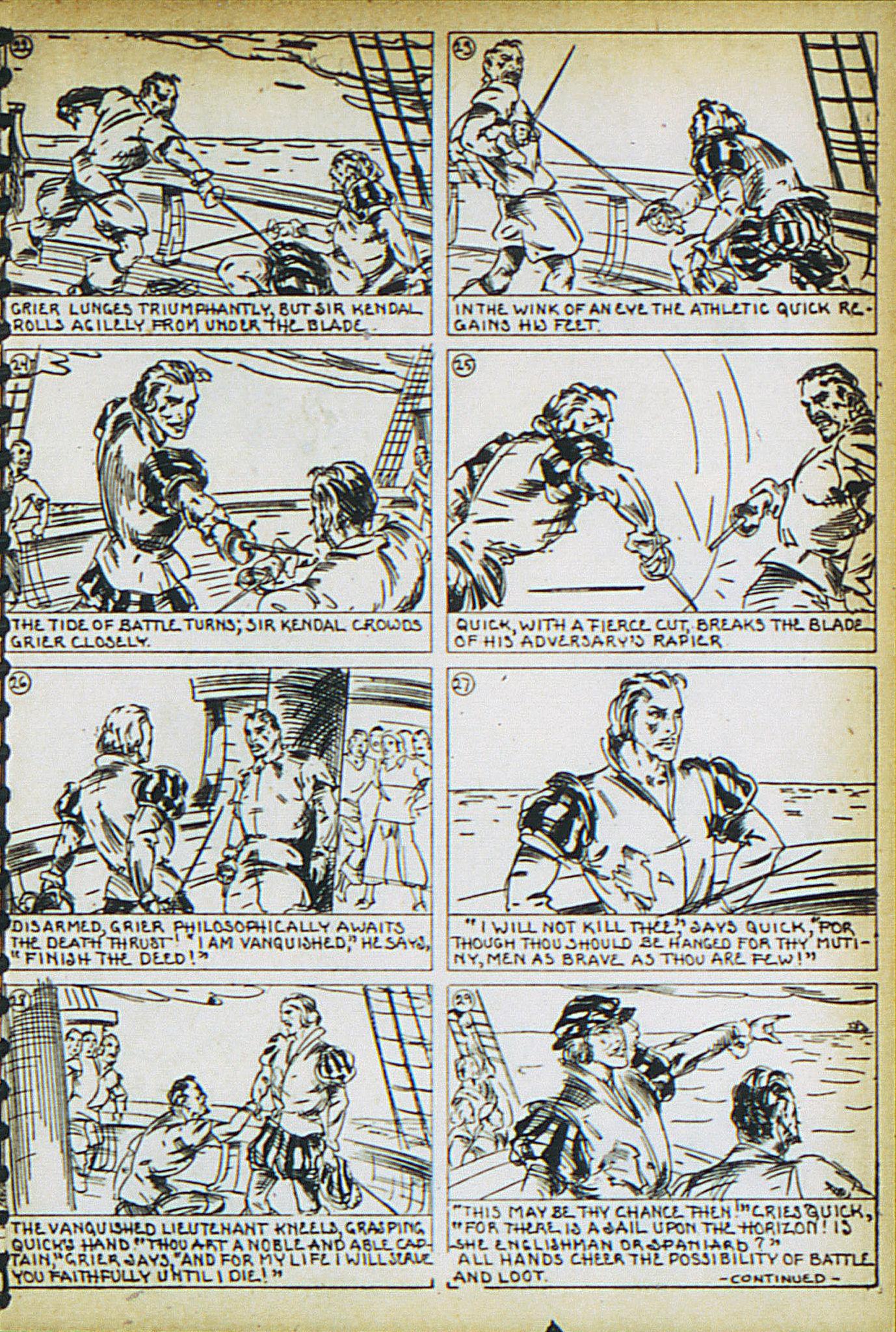 Read online Adventure Comics (1938) comic -  Issue #15 - 25
