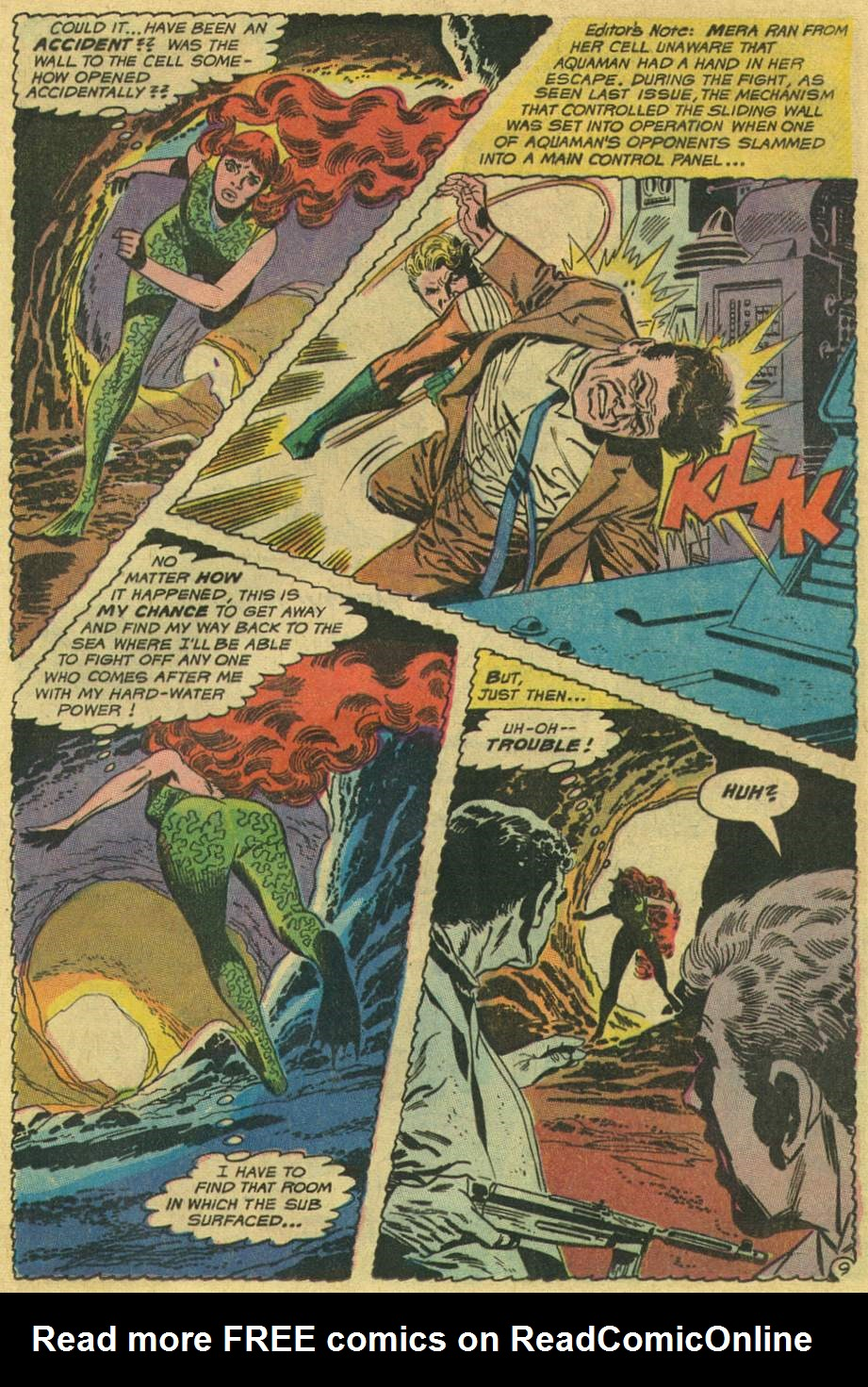 Read online Aquaman (1962) comic -  Issue #46 - 13