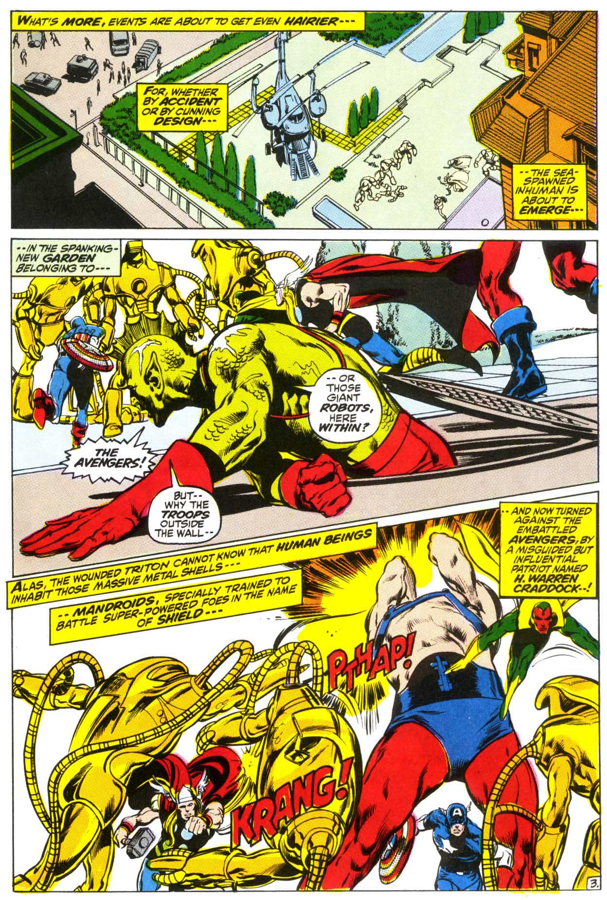 The Avengers (1963) 95 Page 3