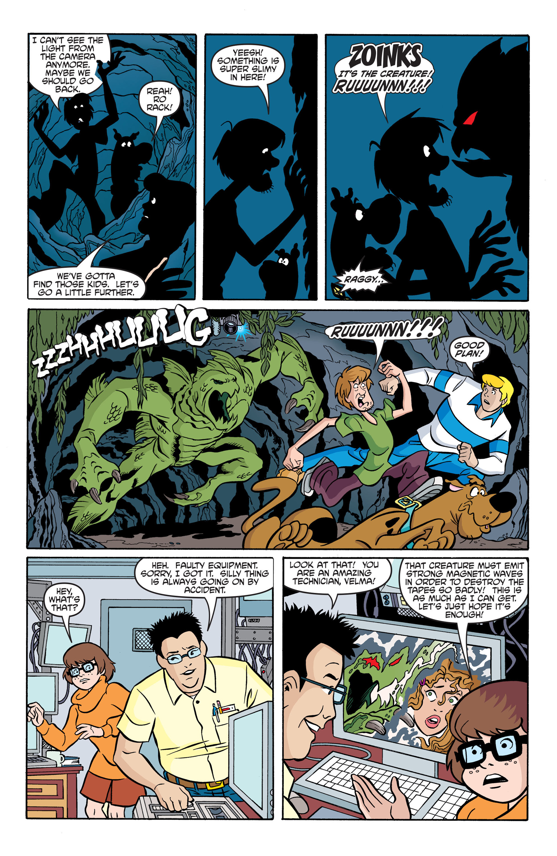 Read online Scooby-Doo: Where Are You? comic -  Issue #45 - 18