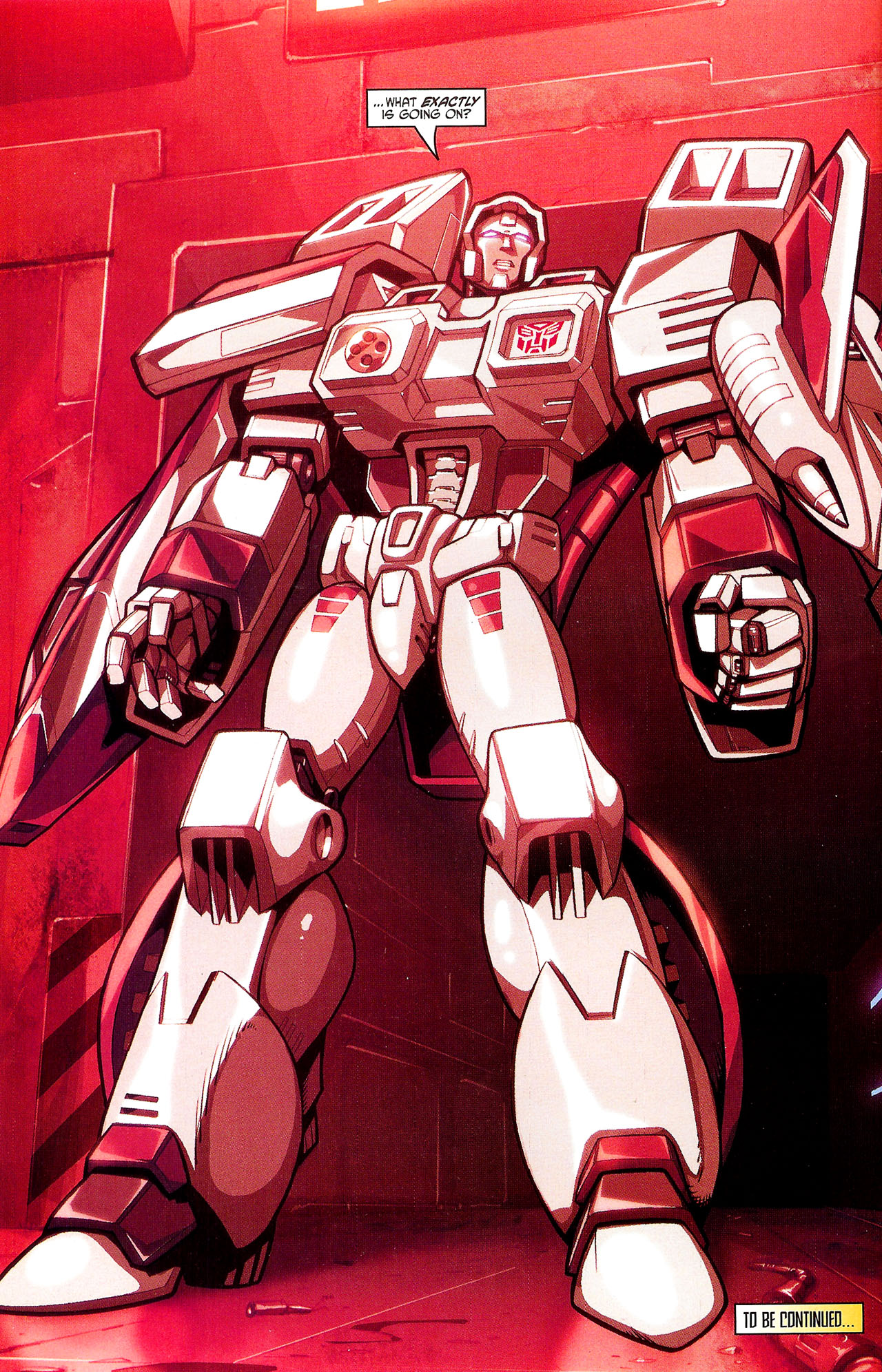 """Read online Transformers War Within: """"The Dark Ages"""" comic -  Issue #2 - 23"""
