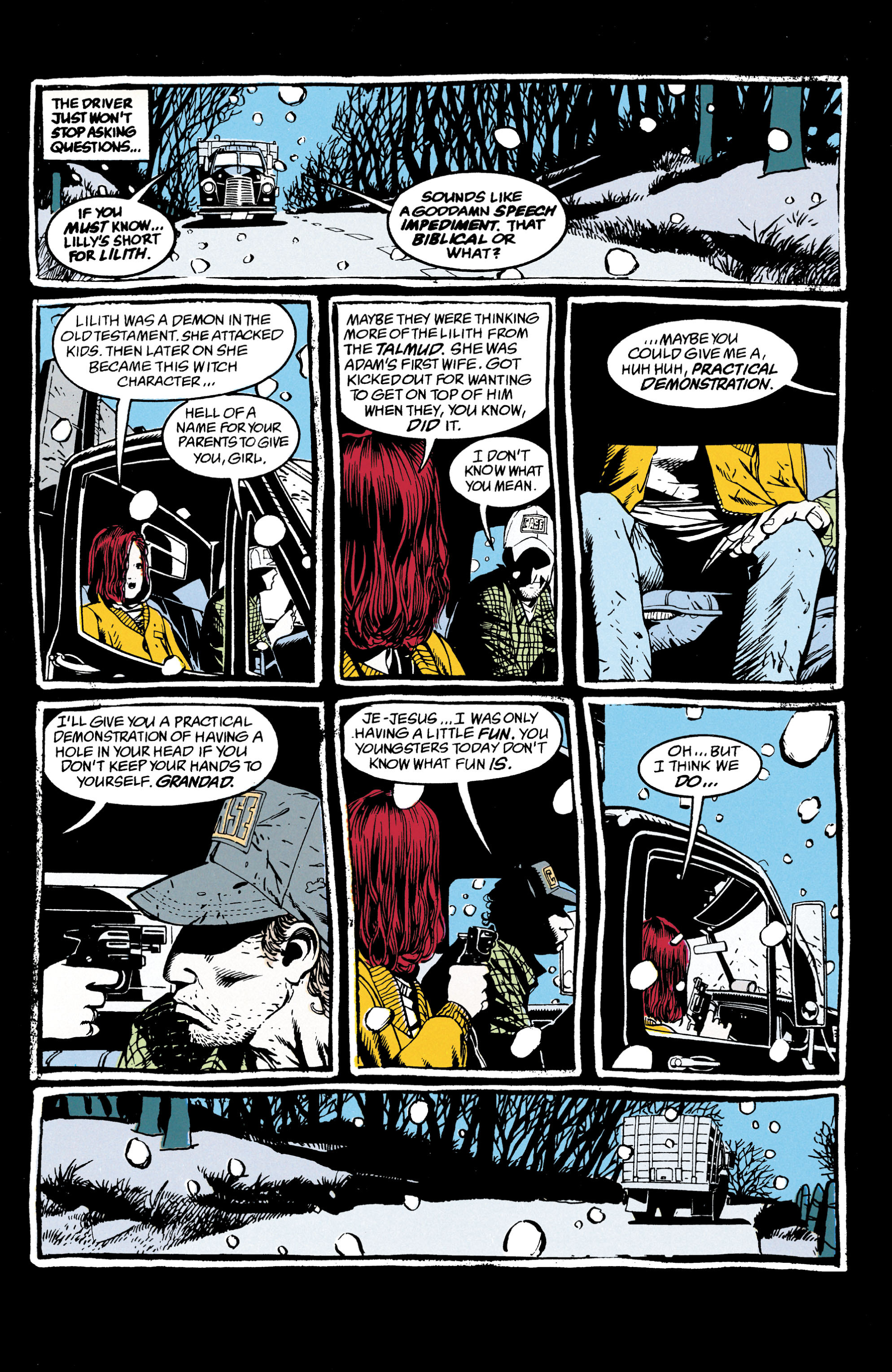 Read online Shade, the Changing Man comic -  Issue #47 - 2