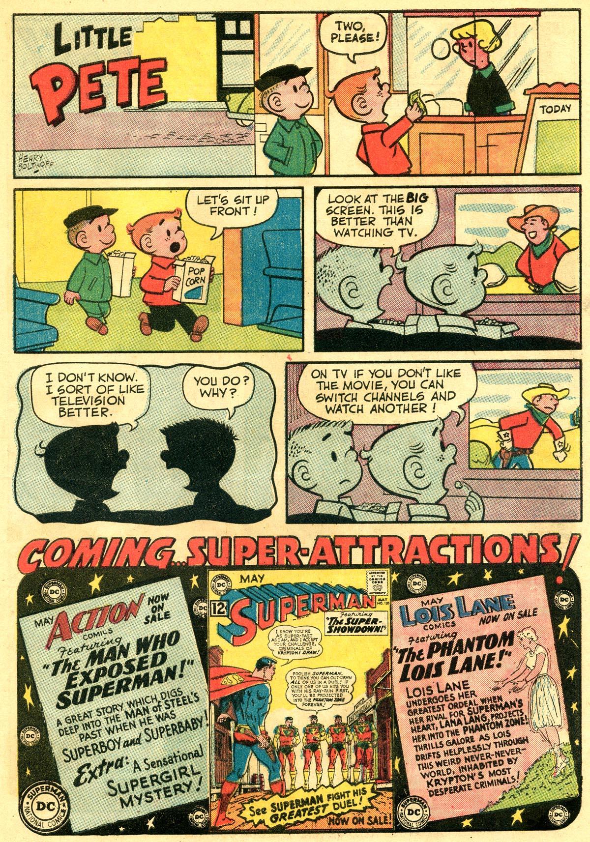 Read online Adventure Comics (1938) comic -  Issue #296 - 33