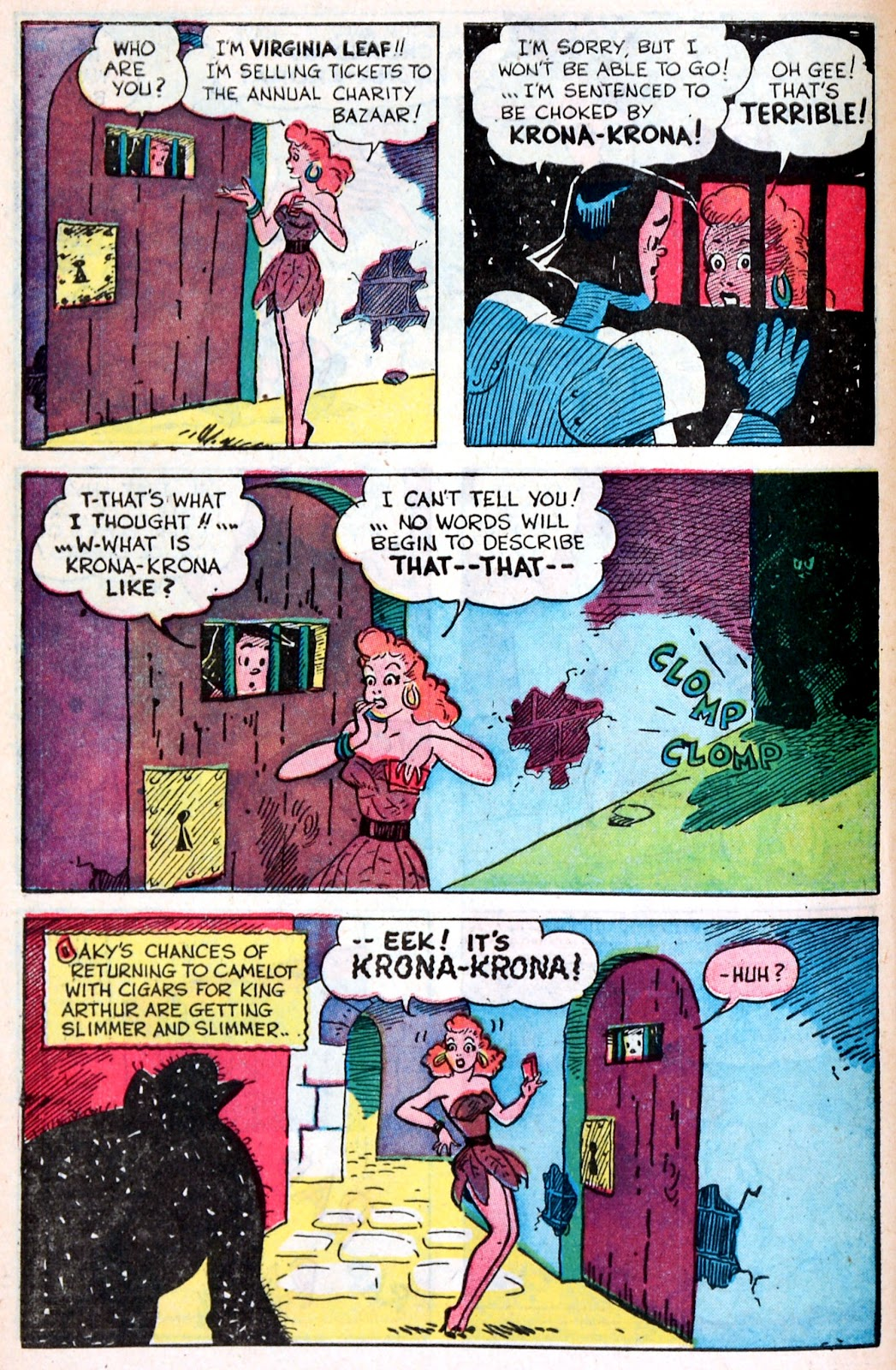 Read online Famous Funnies comic -  Issue #149 - 44