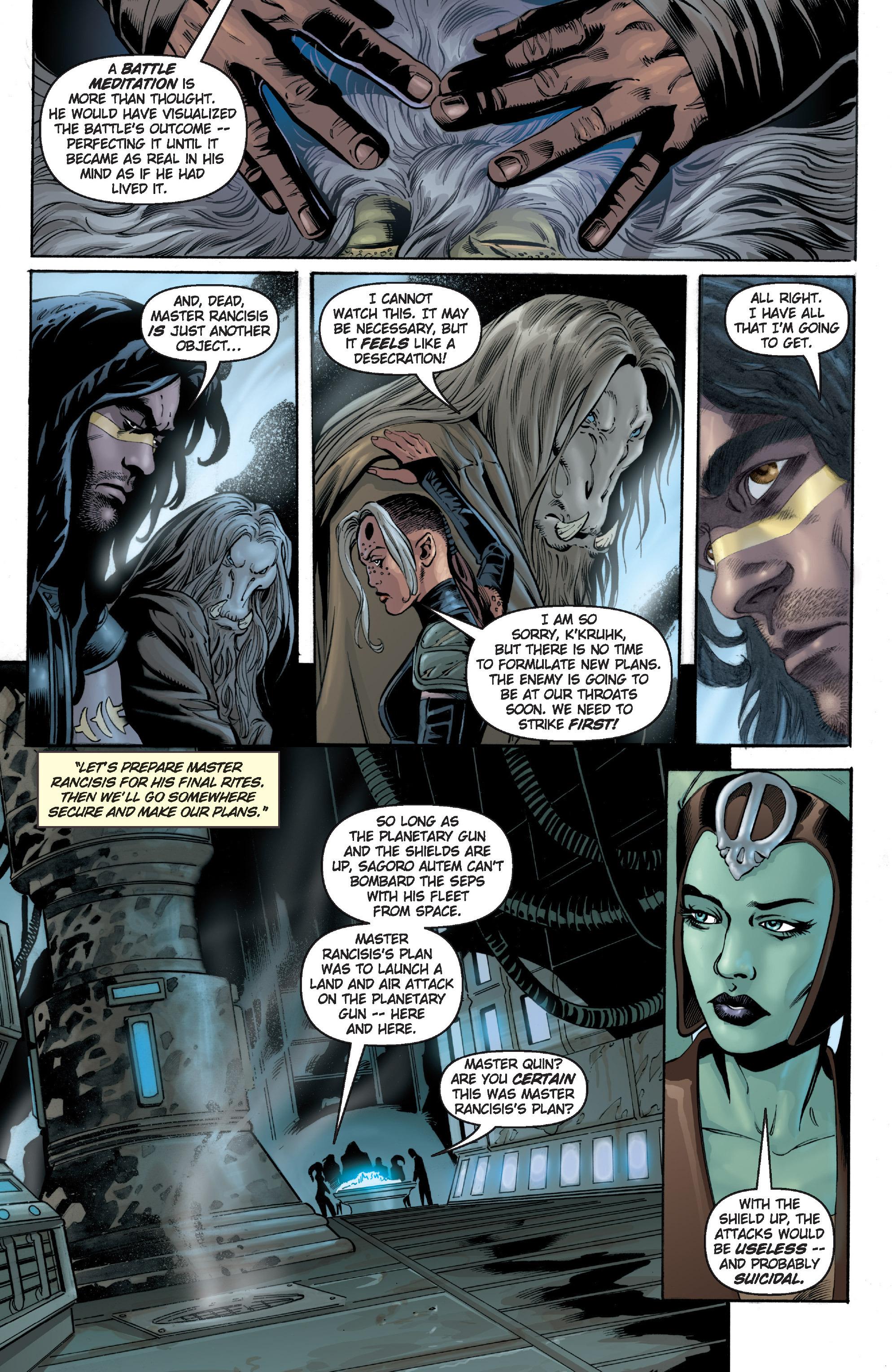 Read online Star Wars Omnibus comic -  Issue # Vol. 26 - 305