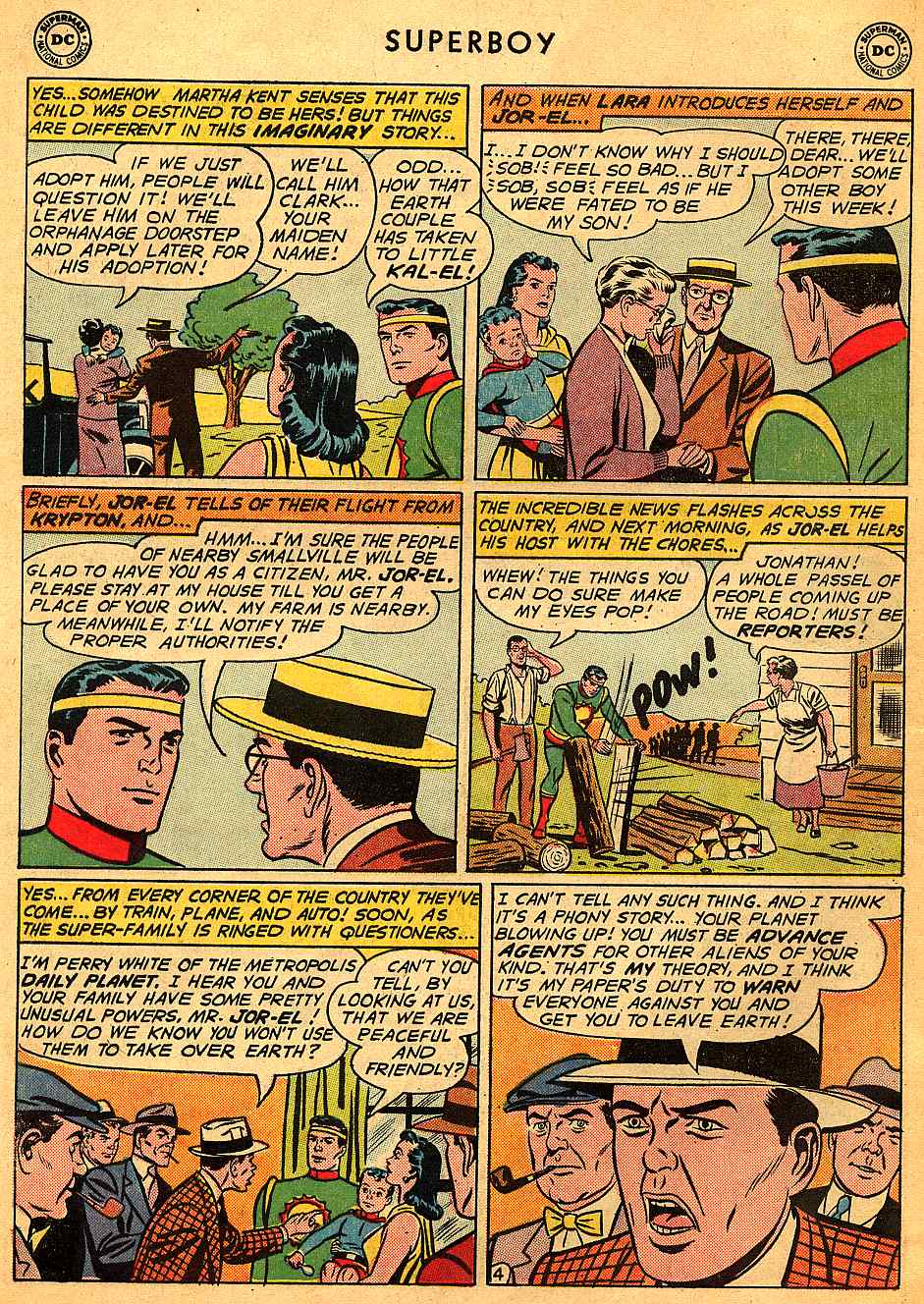 Superboy (1949) issue 95 - Page 5