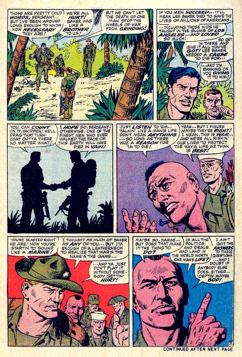 Read online Sgt. Fury comic -  Issue #64 - 5