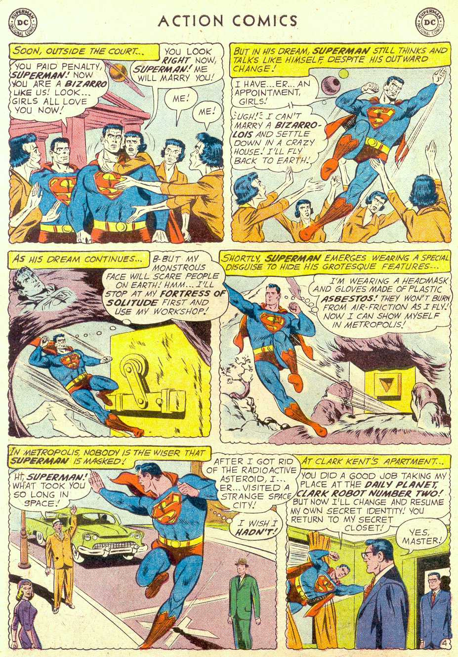Read online Action Comics (1938) comic -  Issue #264 - 6