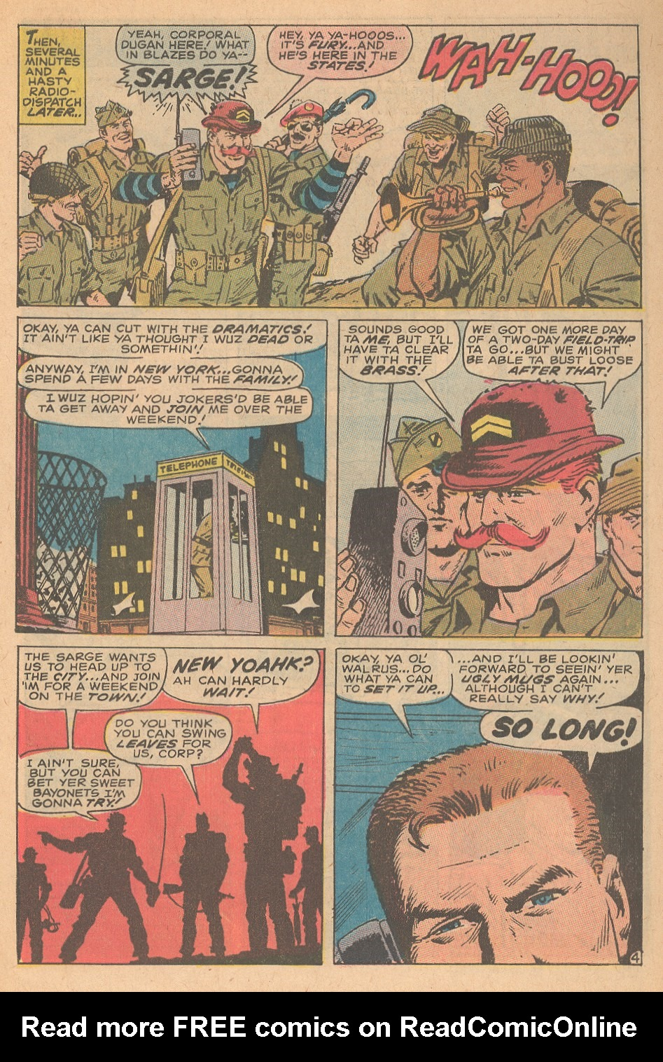 Read online Sgt. Fury comic -  Issue #68 - 7