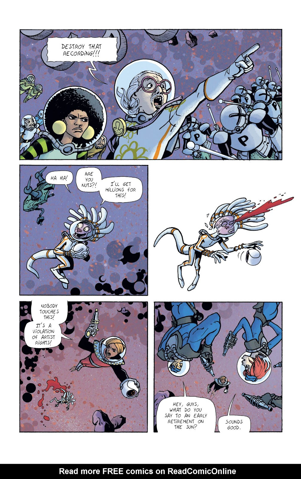 Read online Infinity 8 comic -  Issue #12 - 17