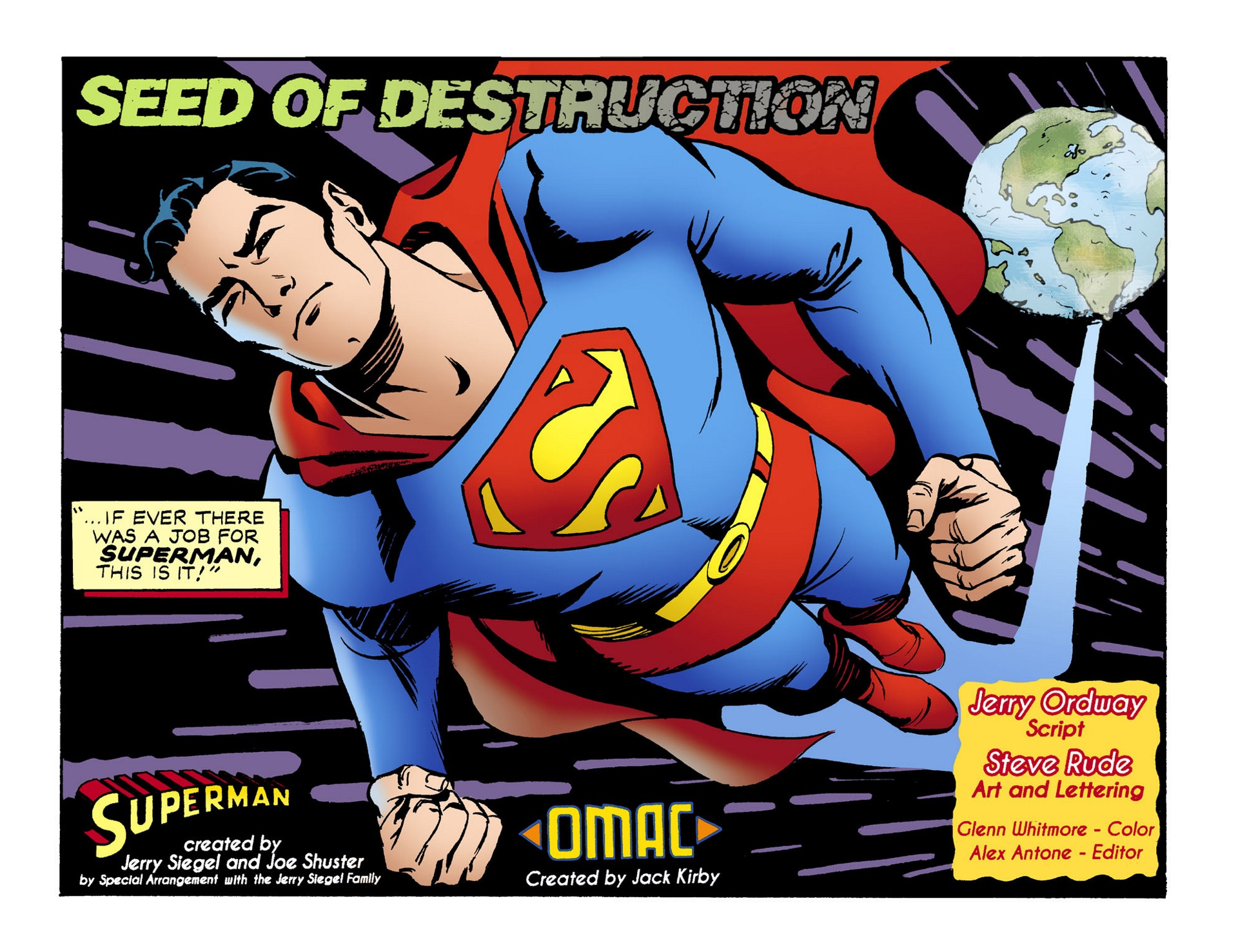 Read online Adventures of Superman [I] comic -  Issue #51 - 4