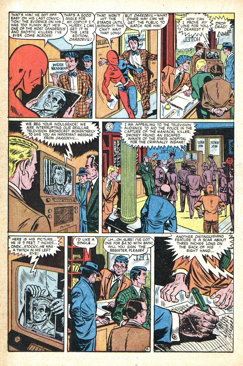 Daredevil (1941) issue 44 - Page 24