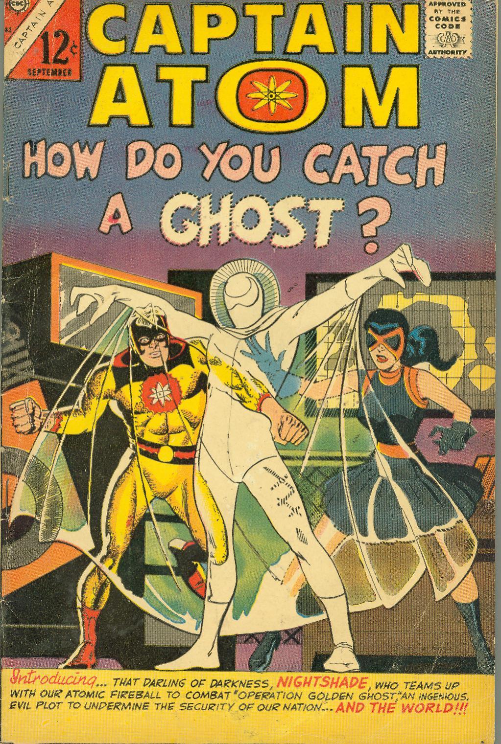 Captain Atom (1965) 82 Page 1