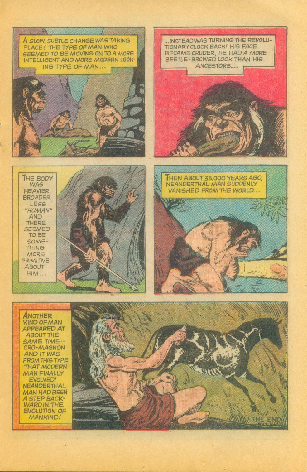 Read online Turok, Son of Stone comic -  Issue #82 - 17