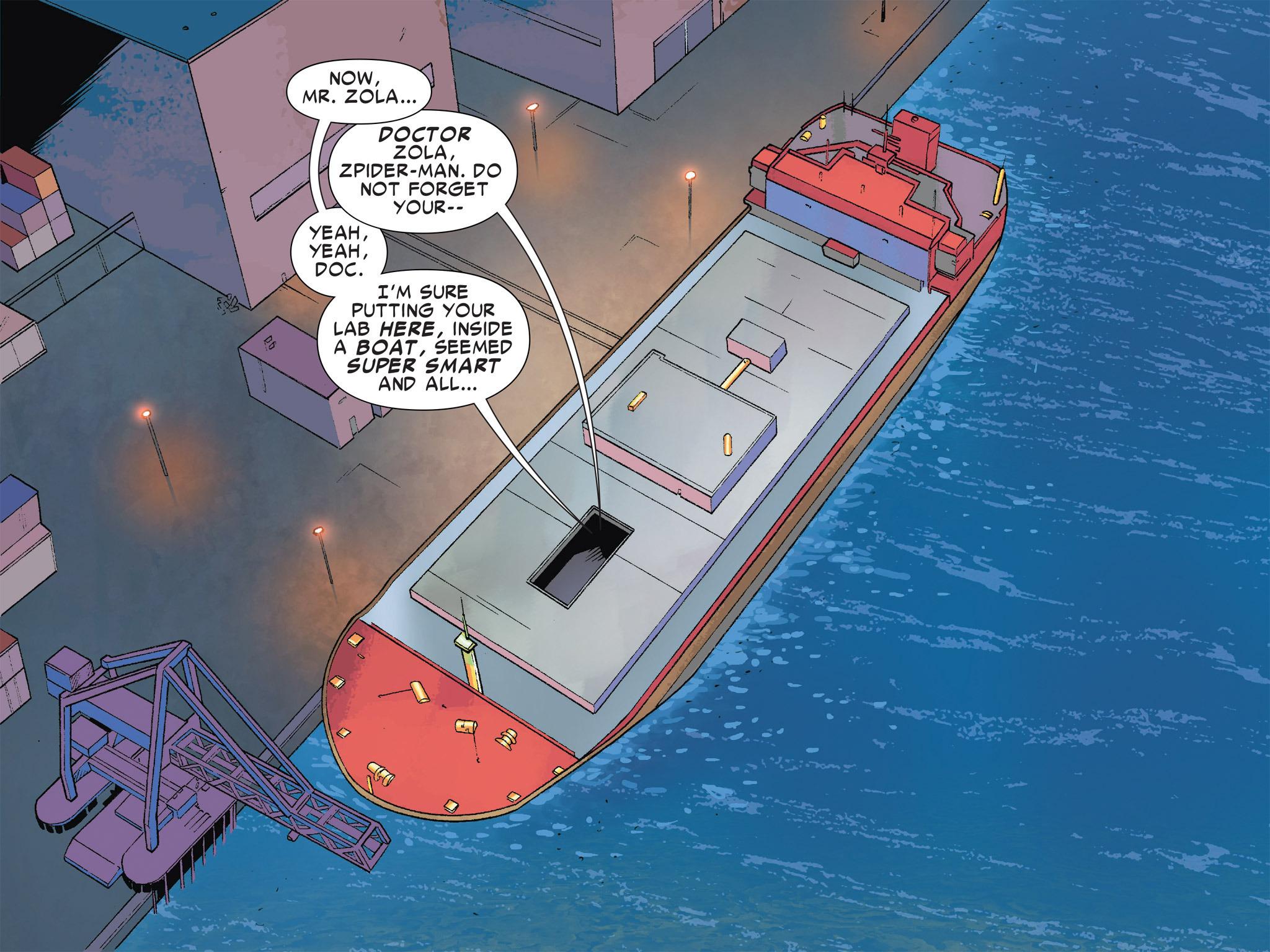 Read online Ultimate Spider-Man (Infinite Comics) (2016) comic -  Issue #5 - 32